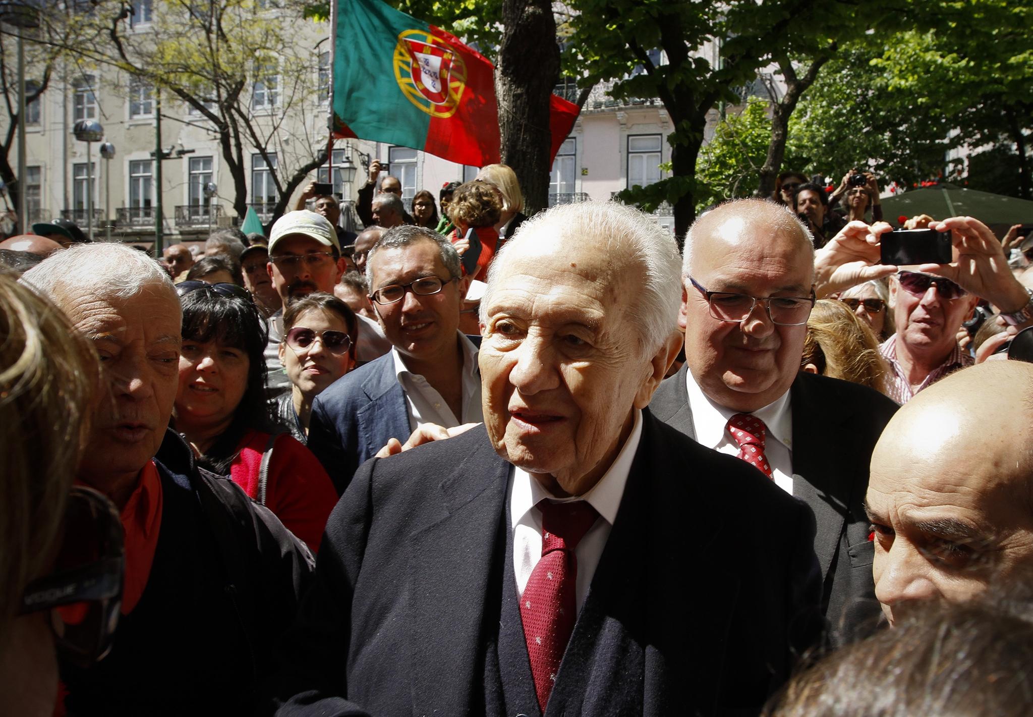 Obras completas de Mário Soares publicadas este trimestre pela Imprensa Nacional