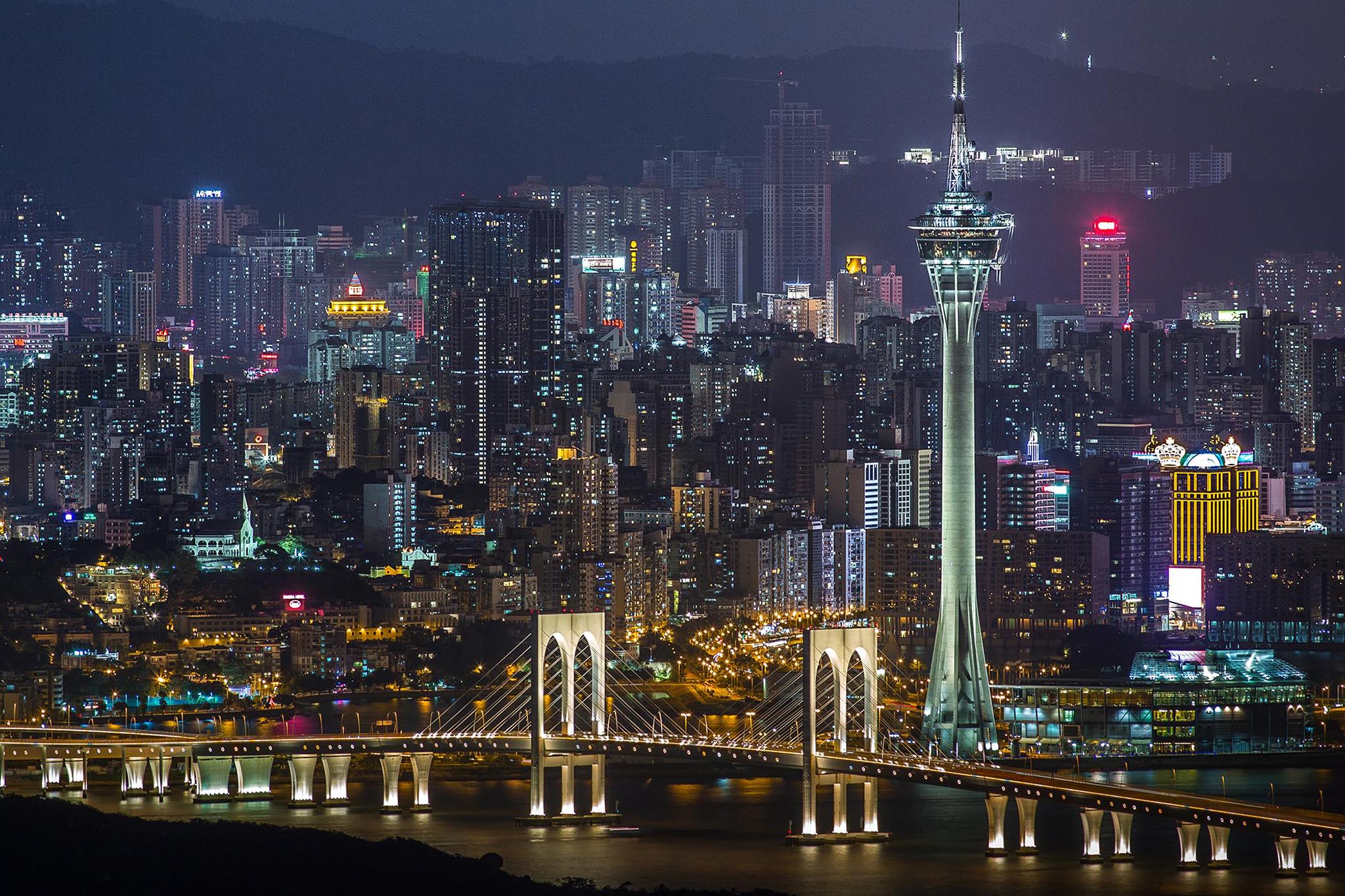 Estudo | Economia de Macau deve crescer 3,2 por cento
