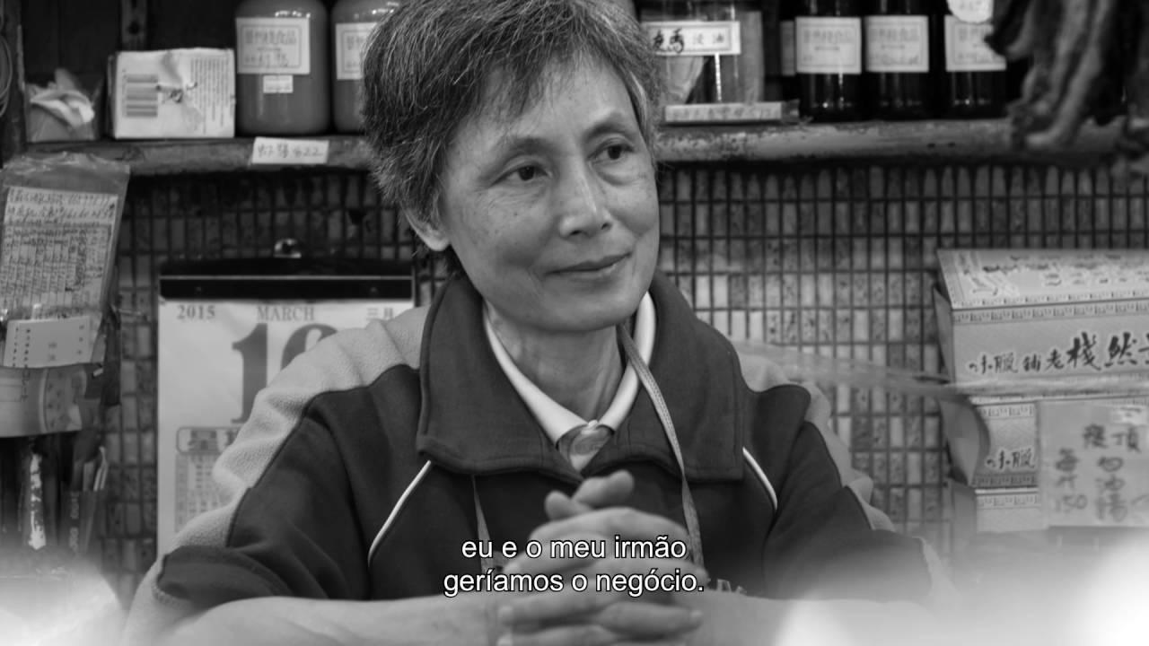 """""""Os Resistentes – Retratos de Macau"""" #5"""