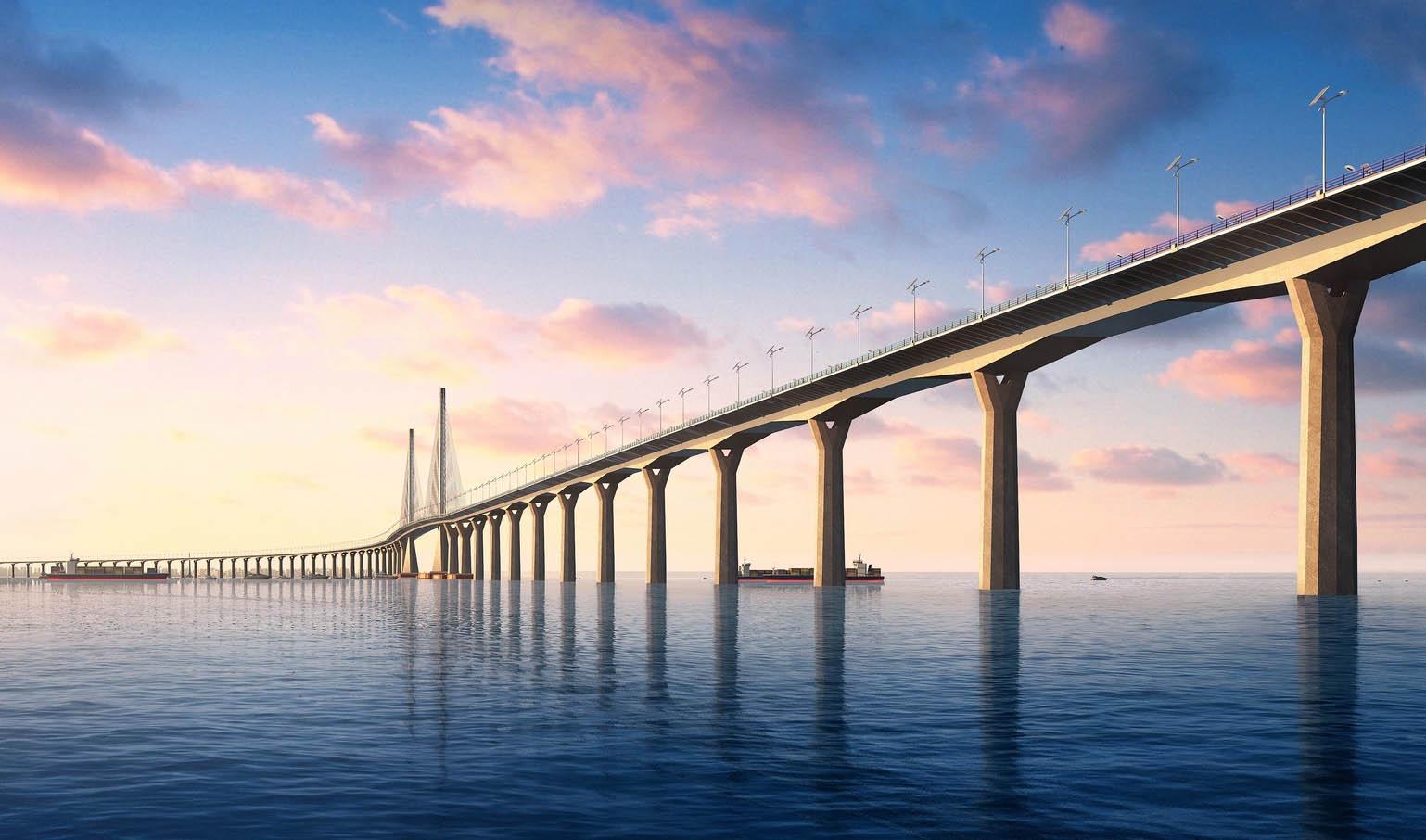 Ponte em Y | Apesar das falsificações, vistoria foi concluída com sucesso