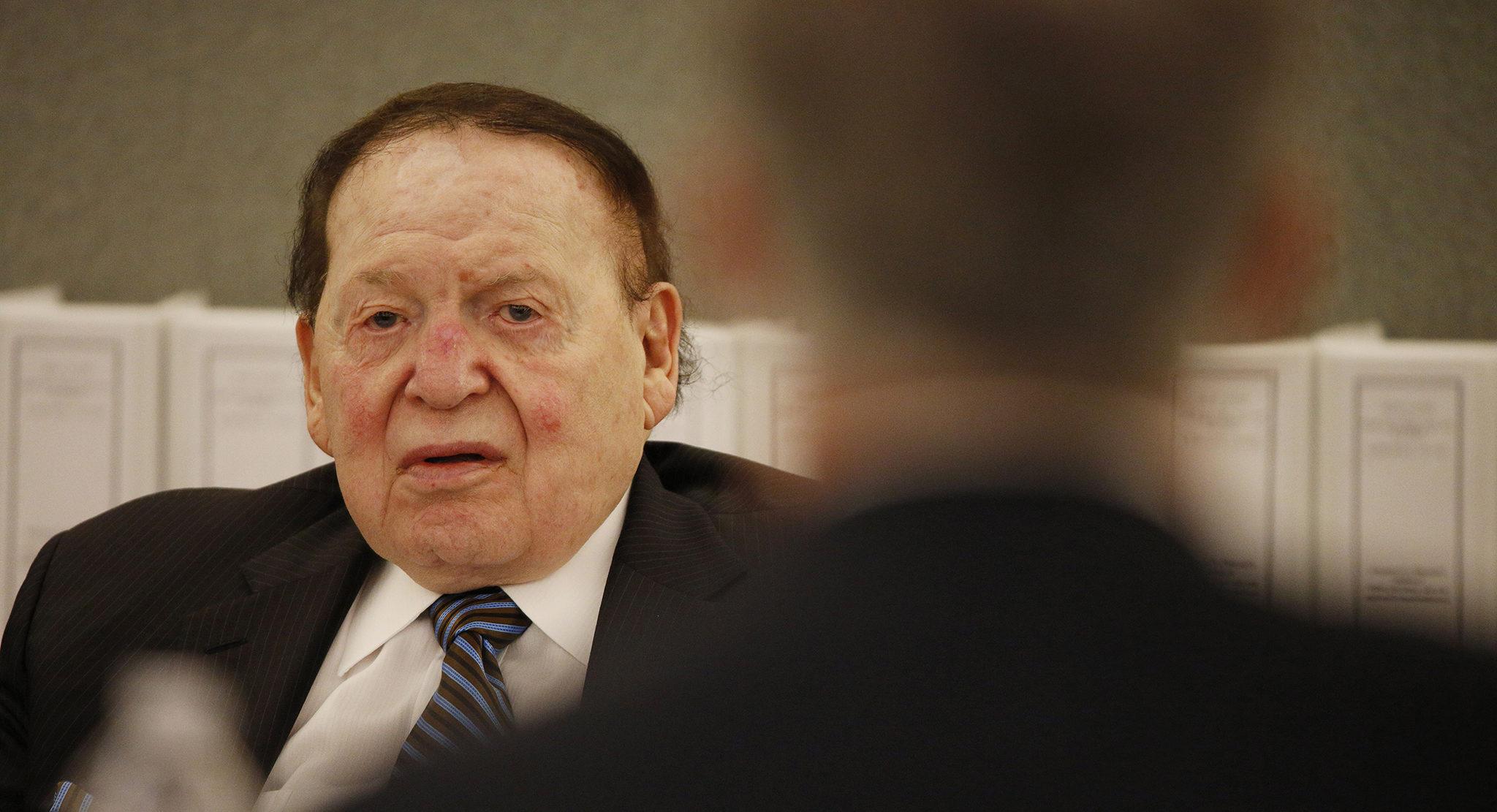 Sheldon Adelson, criador da Macau Strip, morreu aos 87 anos