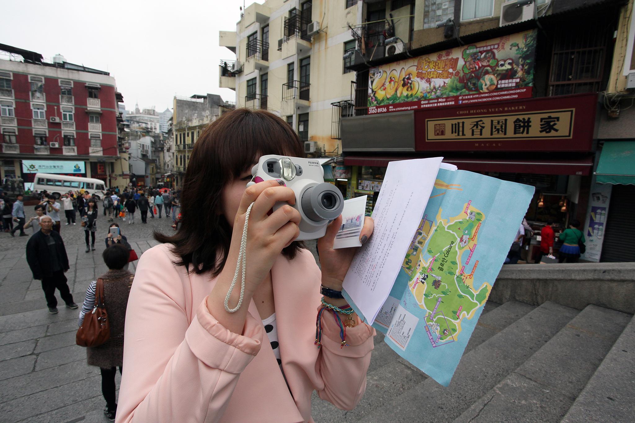Semana Dourada | Entradas de turistas com quebra superior a 87 por cento face a 2019
