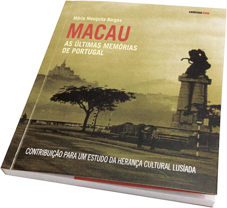 Novo livro de Mário Mesquita Borges analisa manutenção da língua e cultura portuguesas
