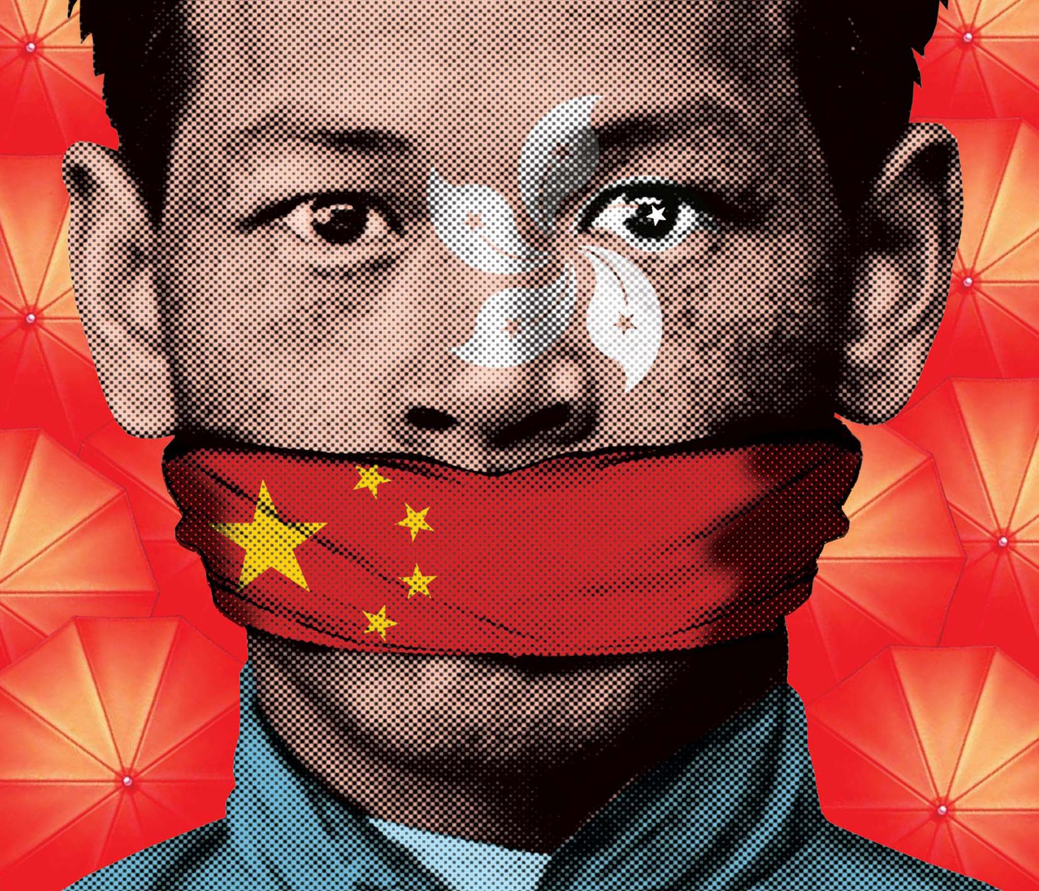 Relatório   Liberdades de Hong Kong diminuíram