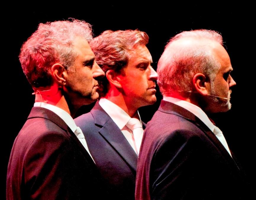 Three Phantoms estreia dia 28 no Parisian