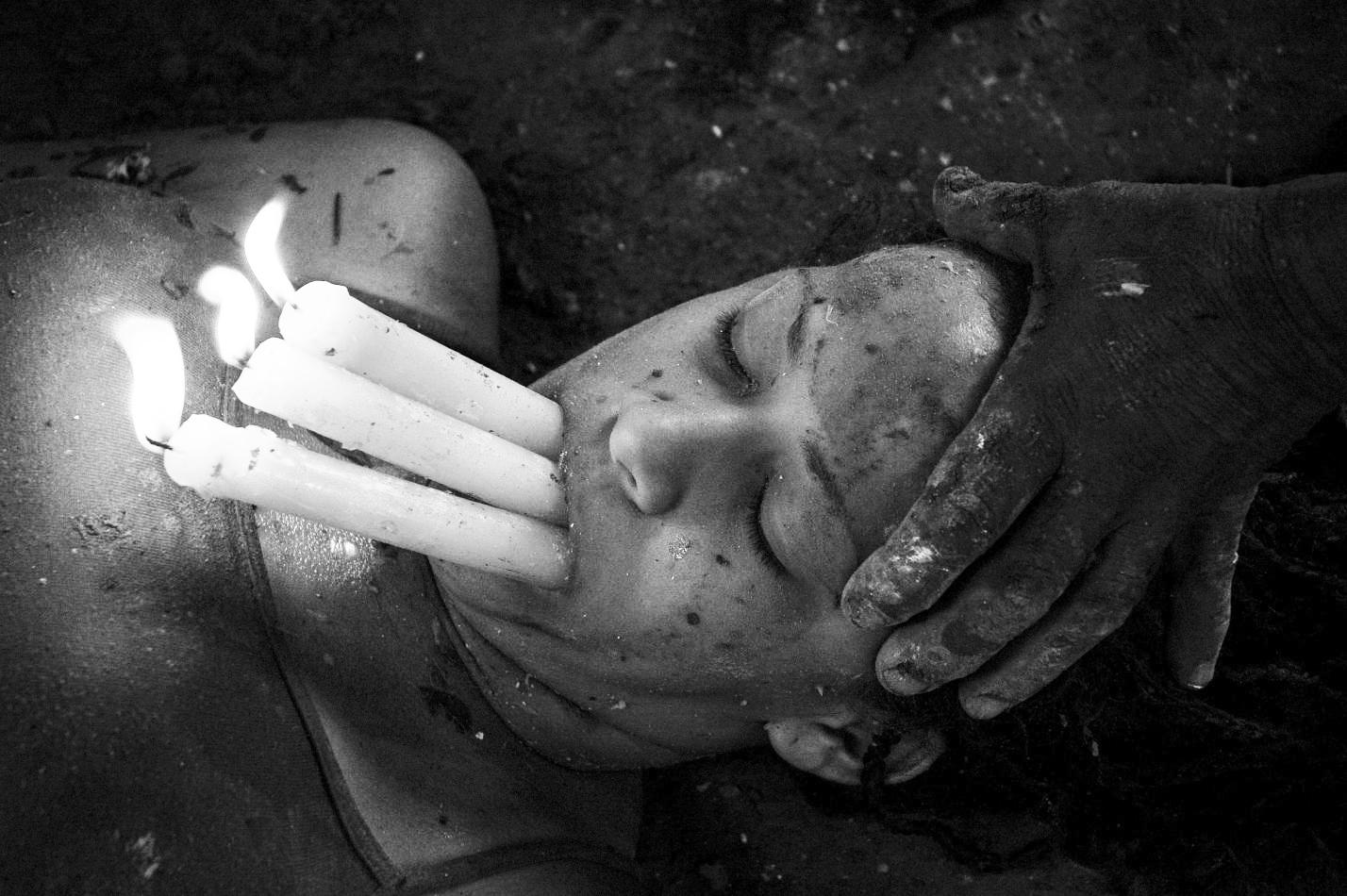 Actos de fé & Fumo negro