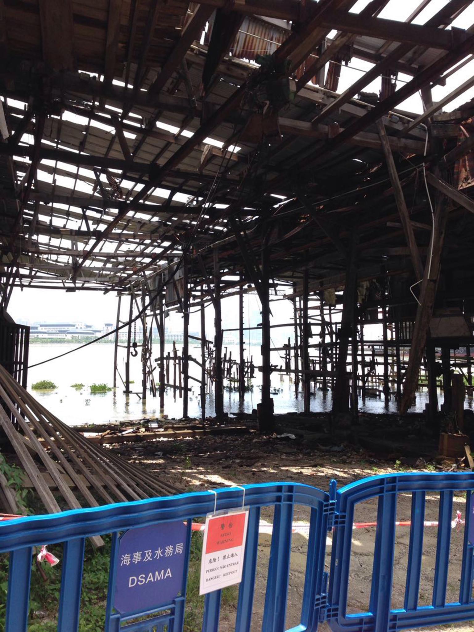 Lai Chi Vun | Residentes exigem classificação dos estaleiros