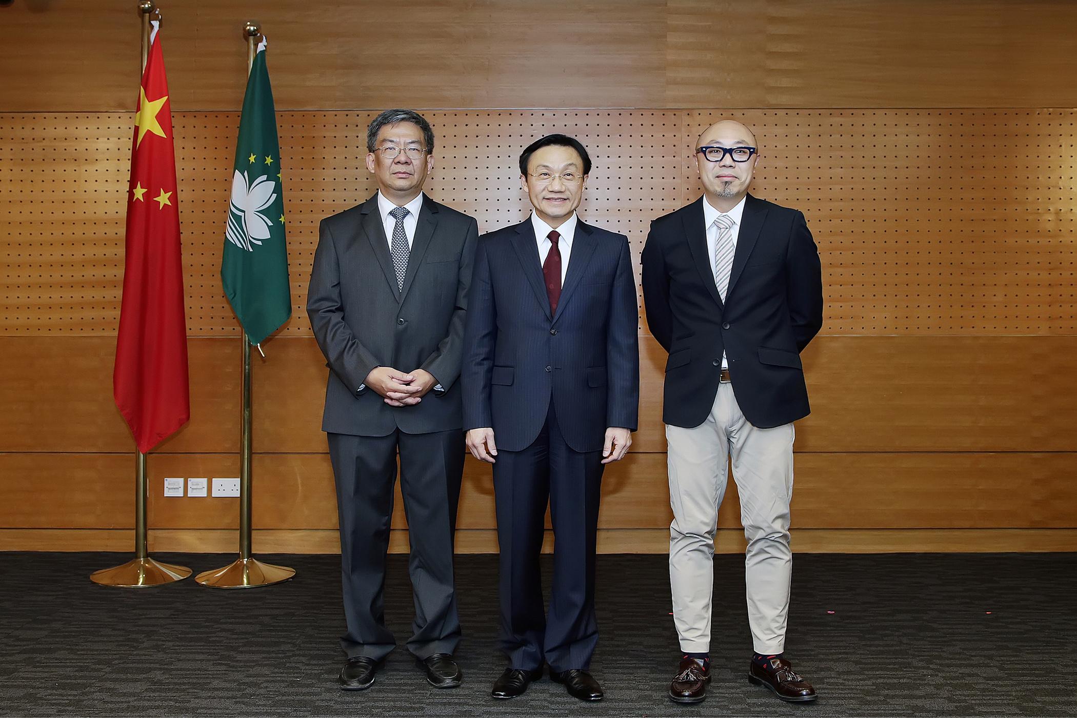 Lai Chi Vun | Zona dos estaleiros não vai ser comercial, garante IC