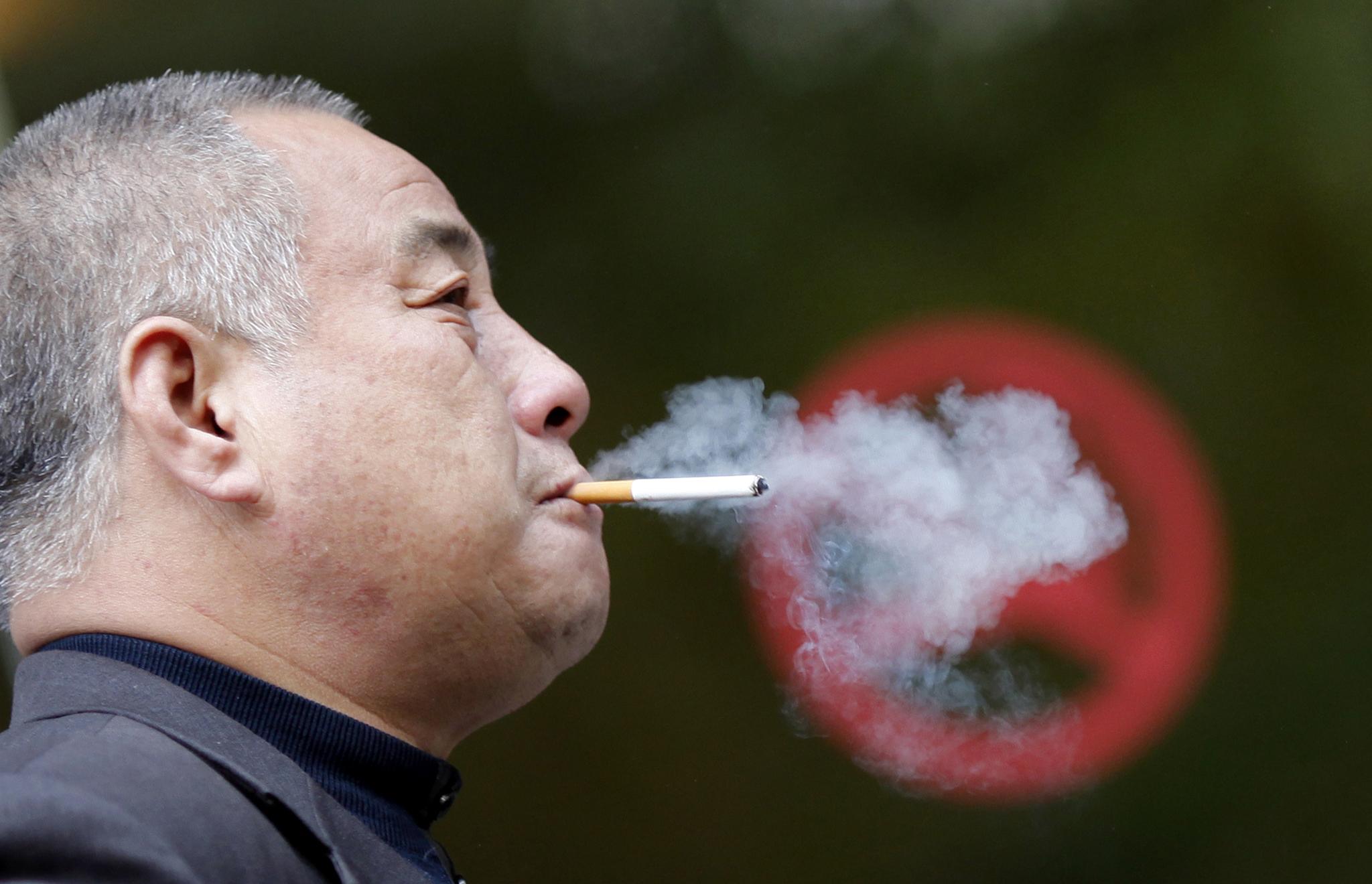 """Serviços de Saúde dizem que controlo do tabagismo está a """"amadurecer"""""""