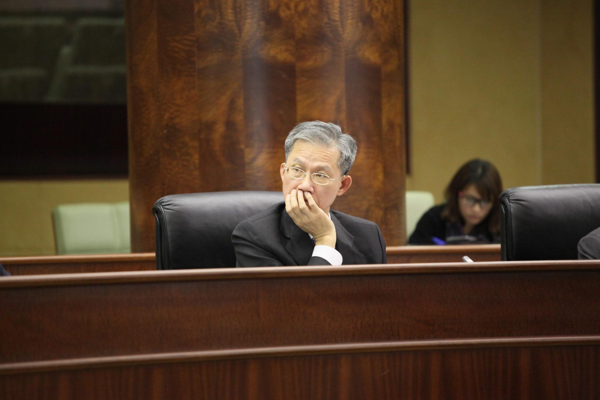 Segurança | Vong Hin Fai não revela motivos de preocupações dos deputados
