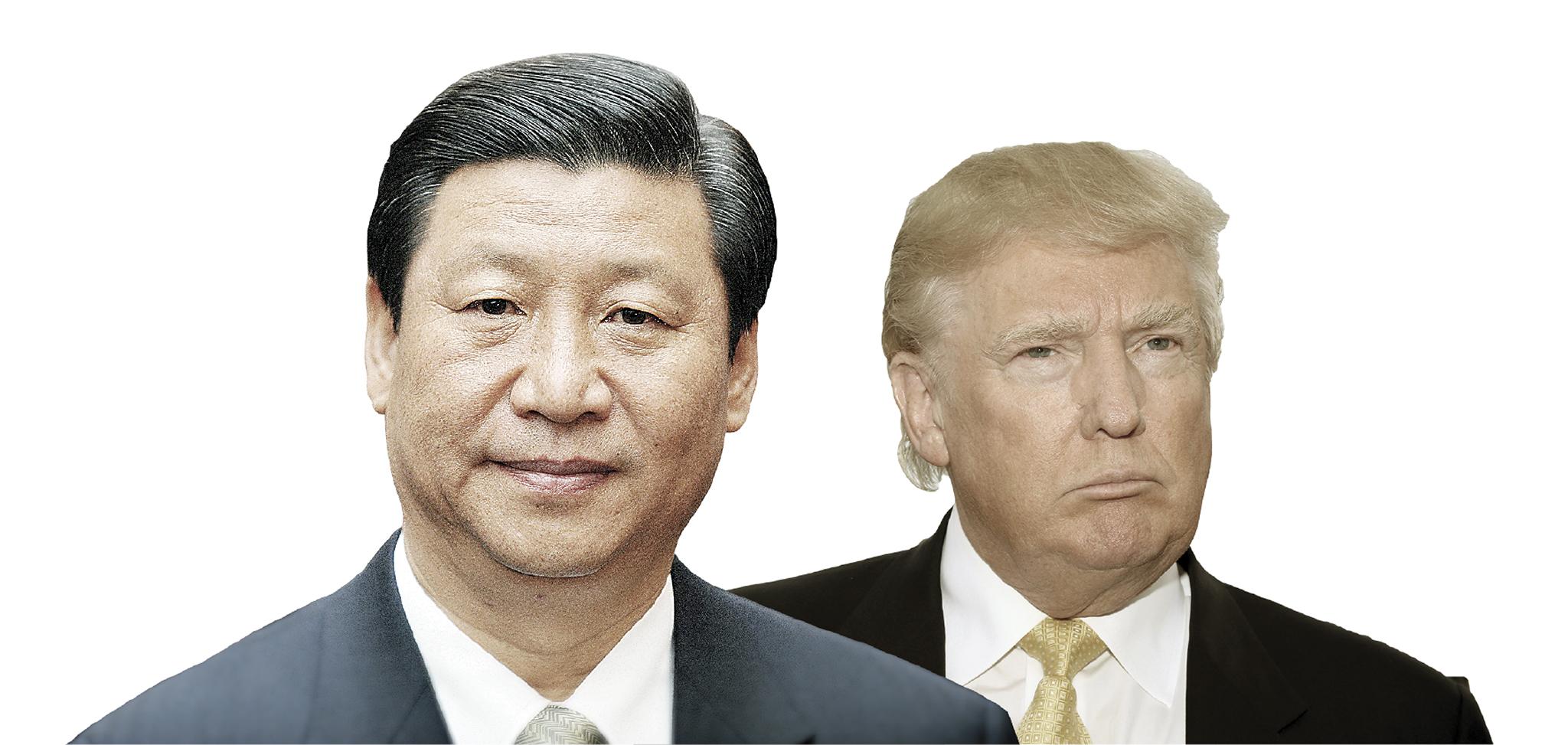 Xi Jinping e Trump reúnem-se entre 6 e 7 de Abril