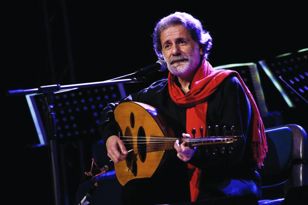 Música   Marcel Khalife toca no Centro Cultural de Macau