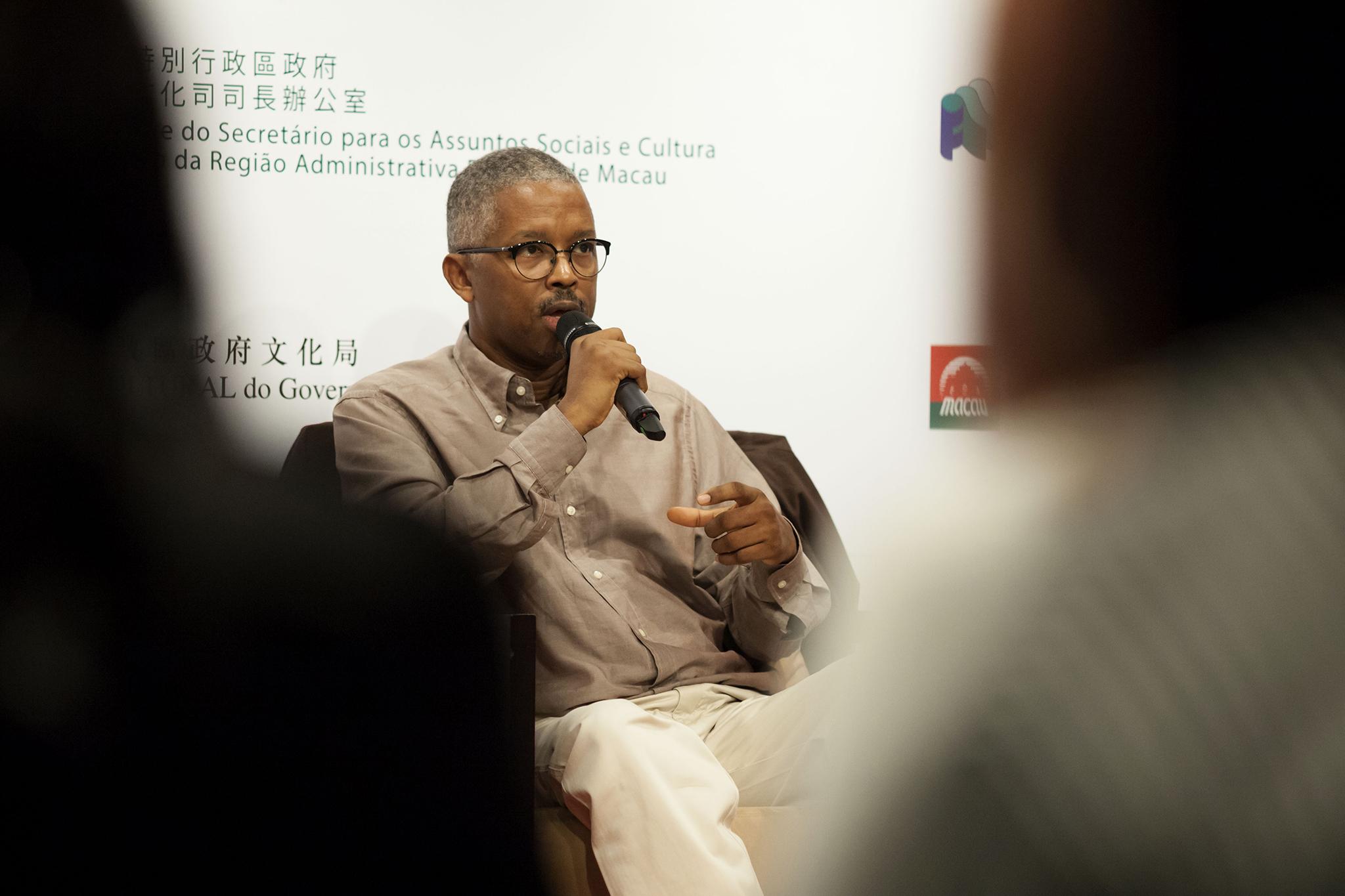 Rota das Letras | Guineense Abdulai Silá sobre construção da identidade nacional