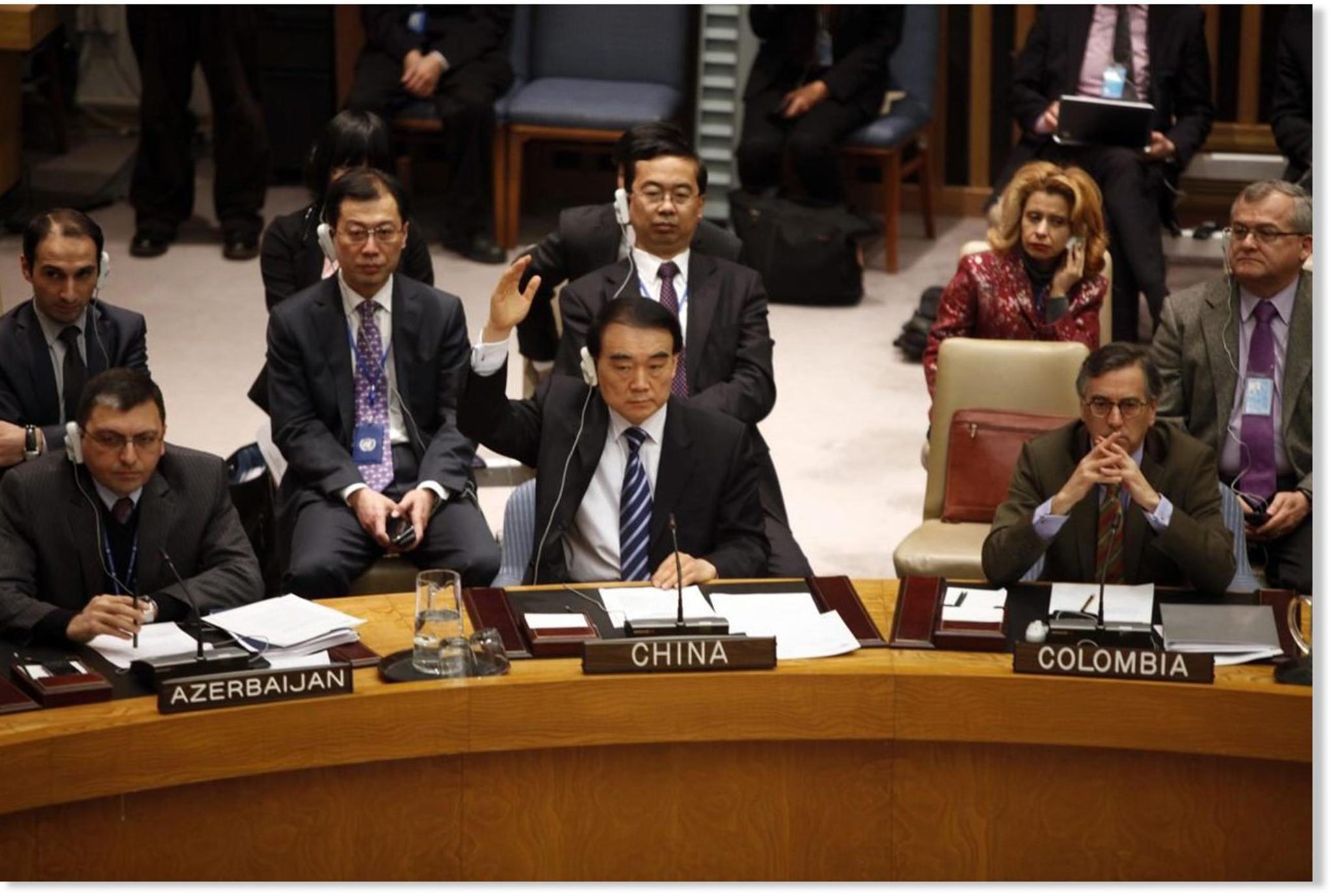 Pequim e Moscovo querem investigação a uso de armas químicas no Iraque