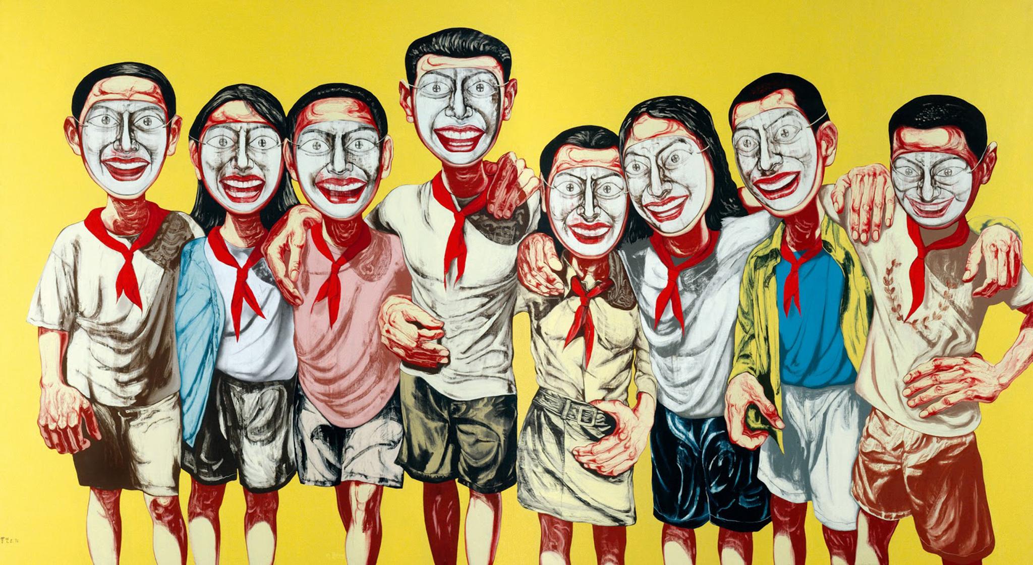 Poly Auction | Leilão traz obra de Zeng Fanzhi a Macau
