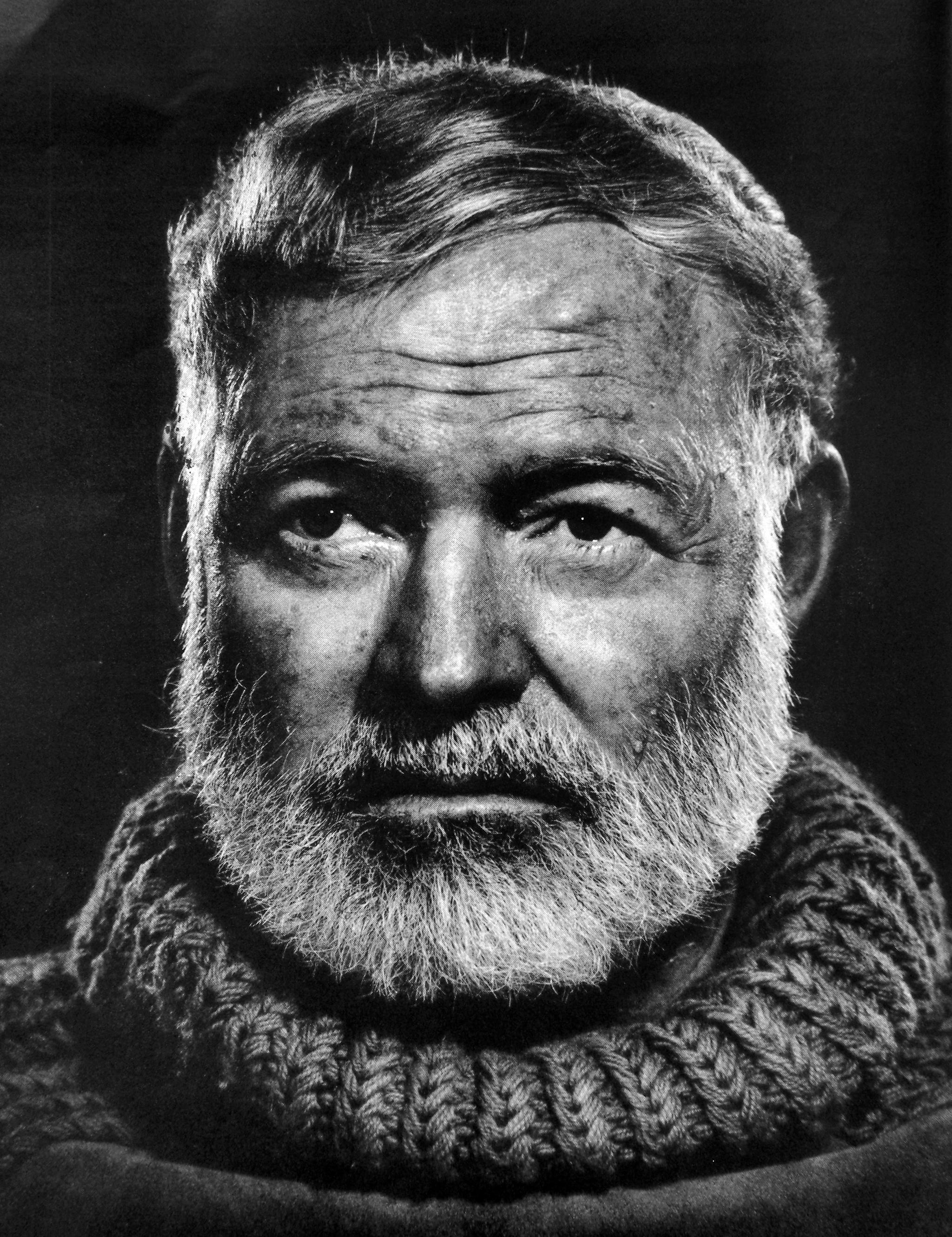 """Duelo de gigantes: Ernest Hemingway, """"O Velho e o Mar"""""""