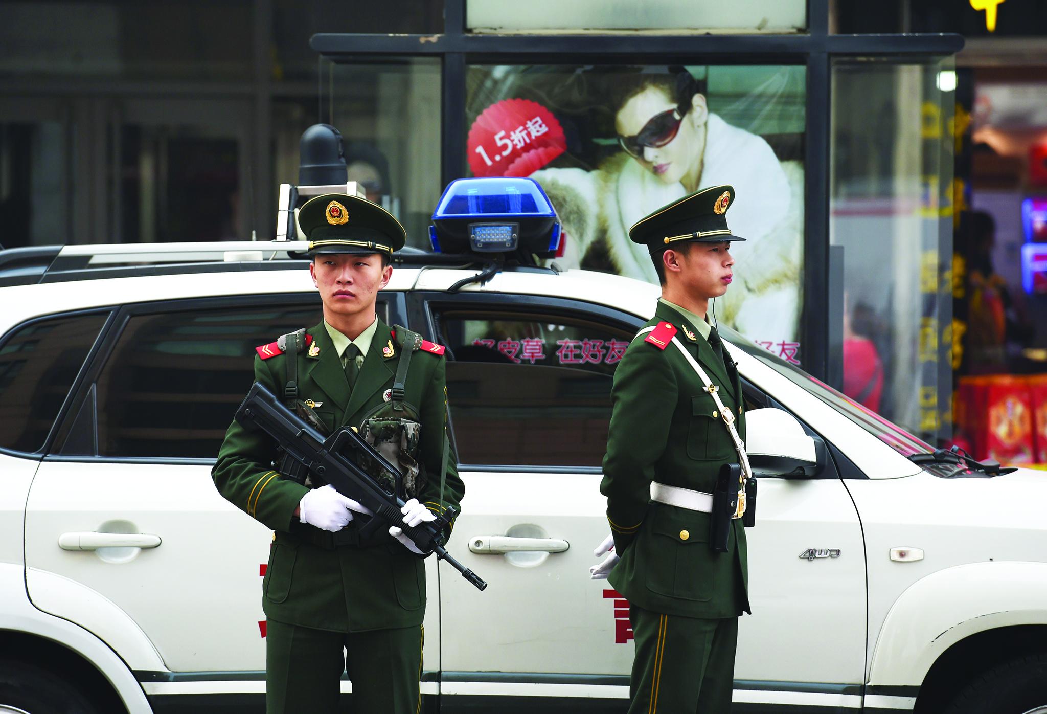 China   Confirmada detenção de activista de Taiwan desaparecido