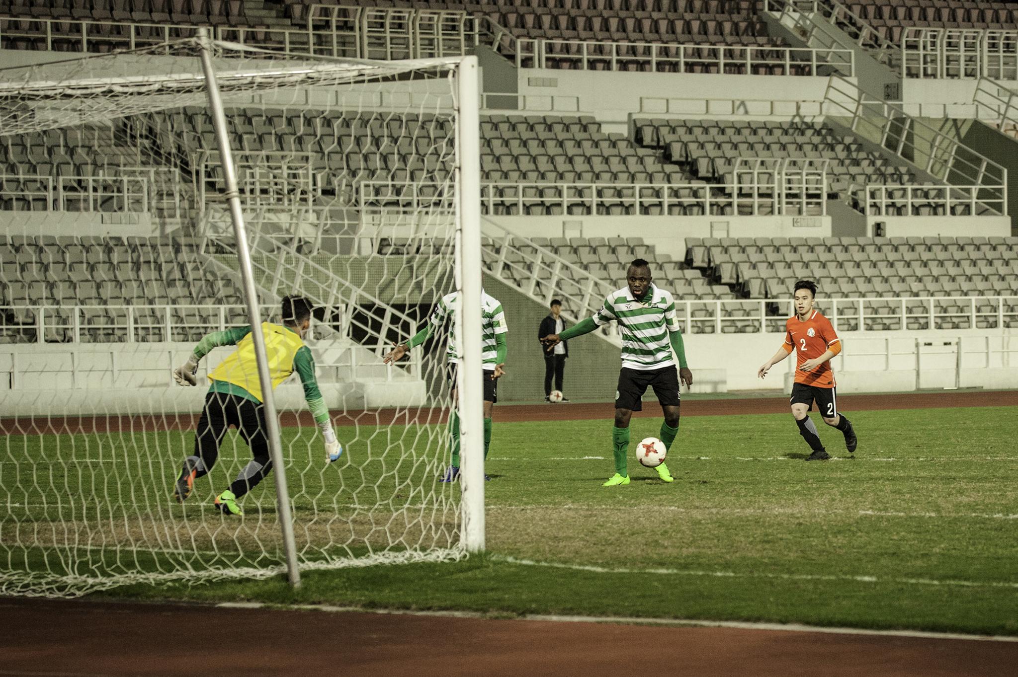 Taça   Pedro Lopes estreia-se no Sporting com vitória frente ao Ka I por 3-2