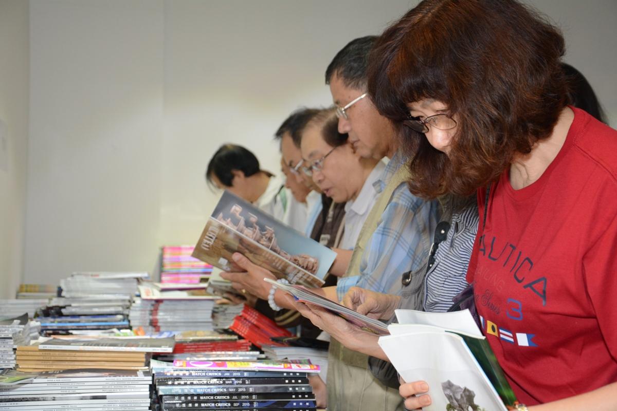 Mok Ian Ian sublinha importância da Feira do Livro na promoção de políticas nacionais