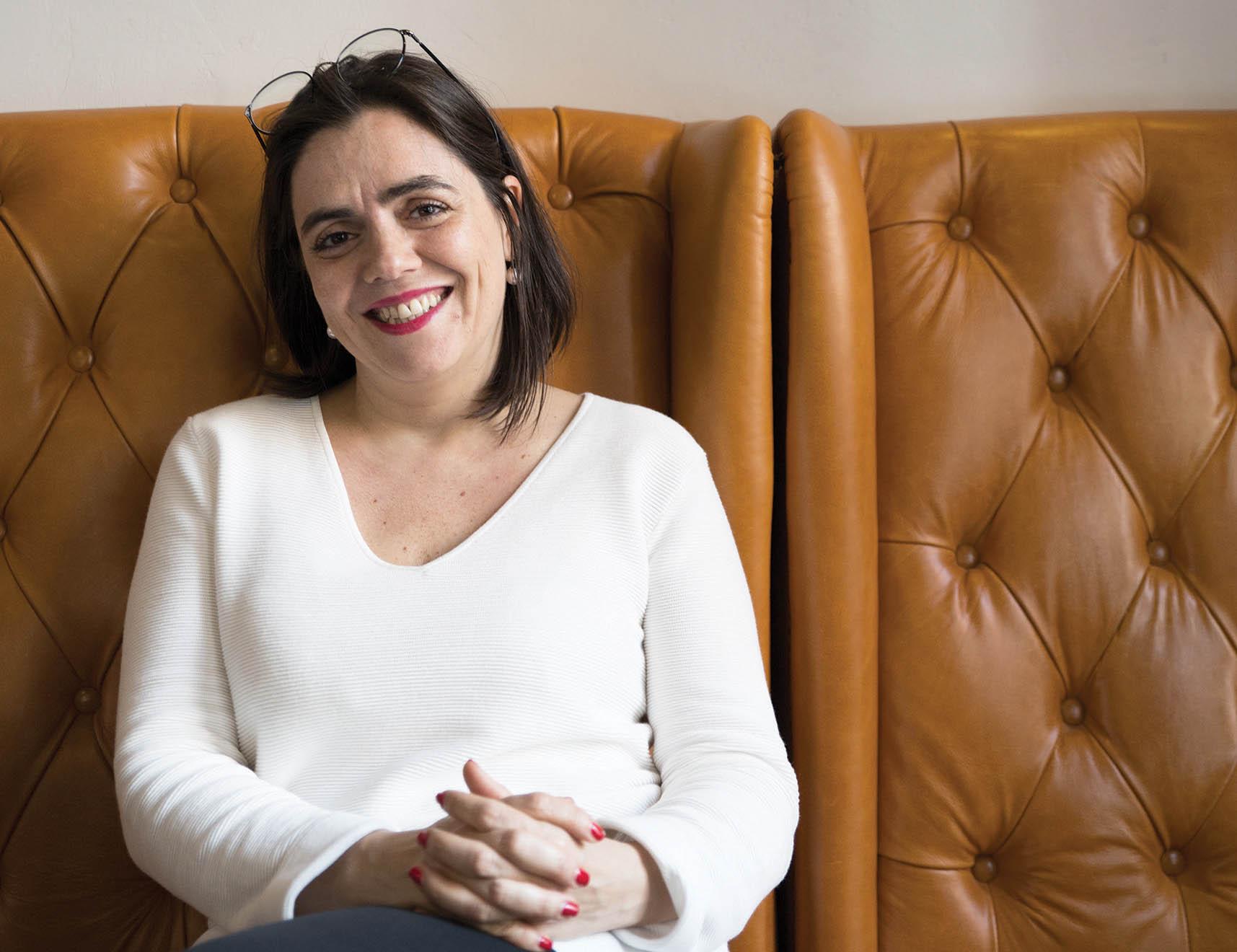 """Margarida Saraiva: """"É necessário avançar com coragem"""""""