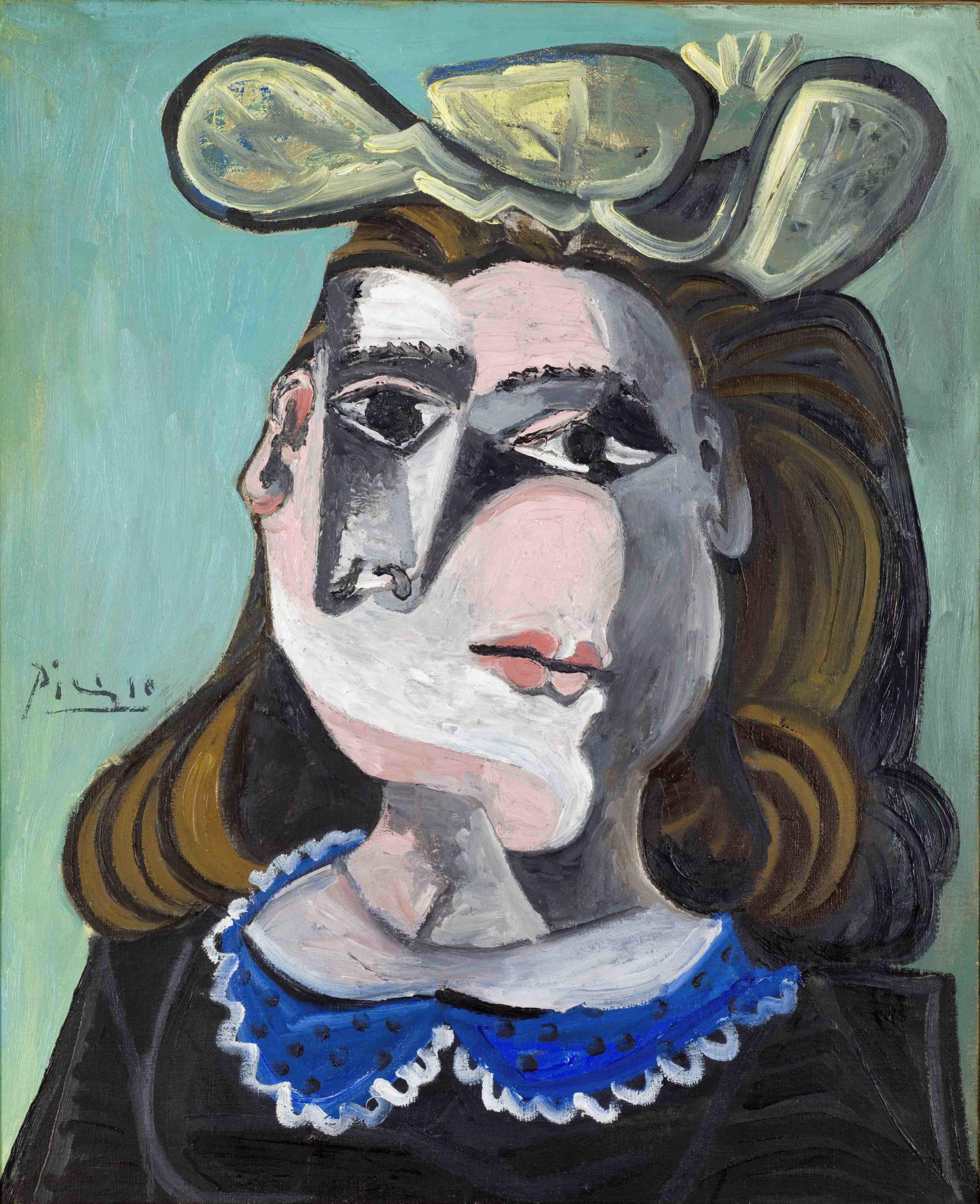 O que tem a Primavera chinesa a ver com Picasso?  毕加索的山水画