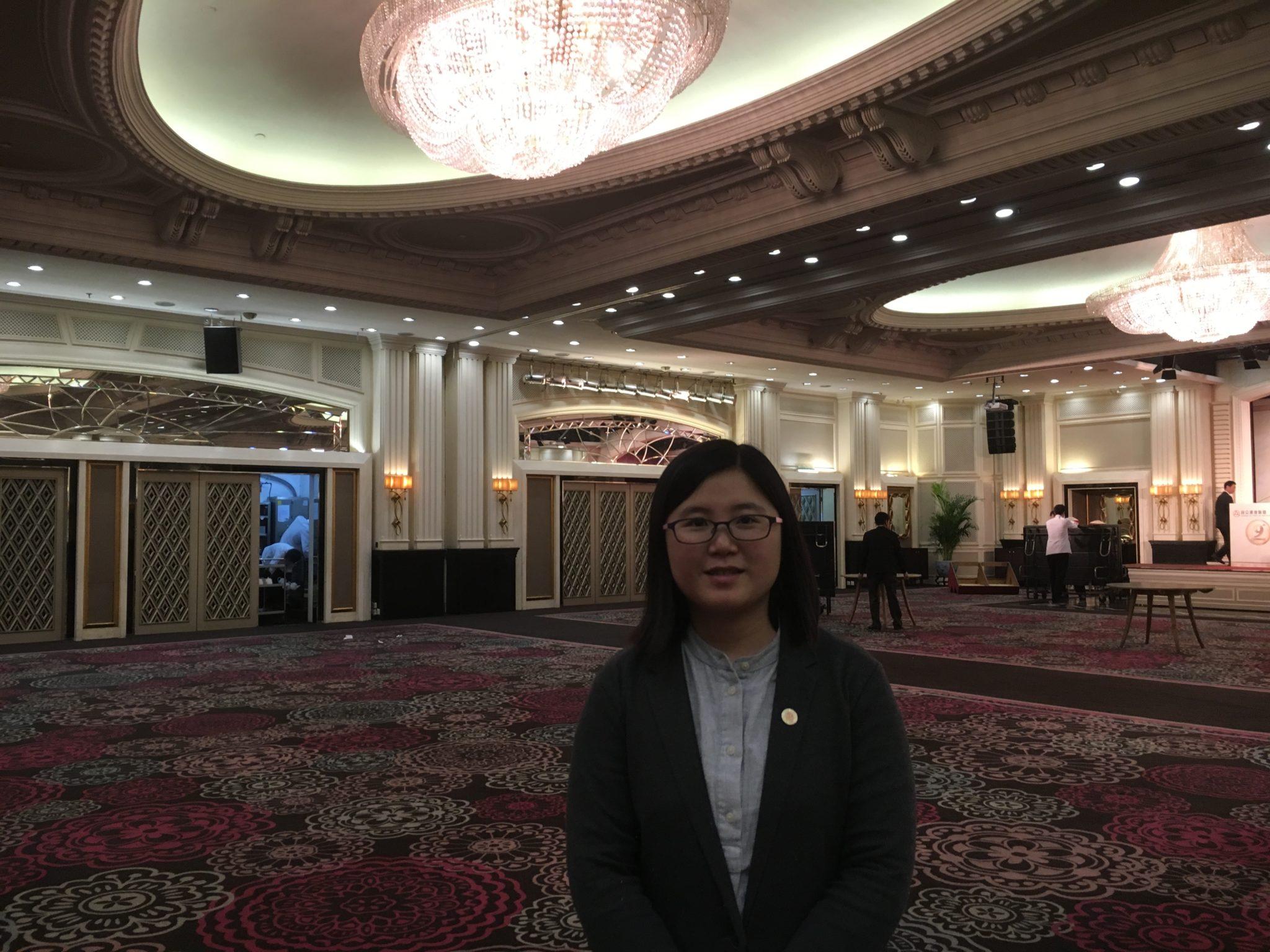 Song Pek Kei afirmou que o secretário nunca teve dificuldades na vida