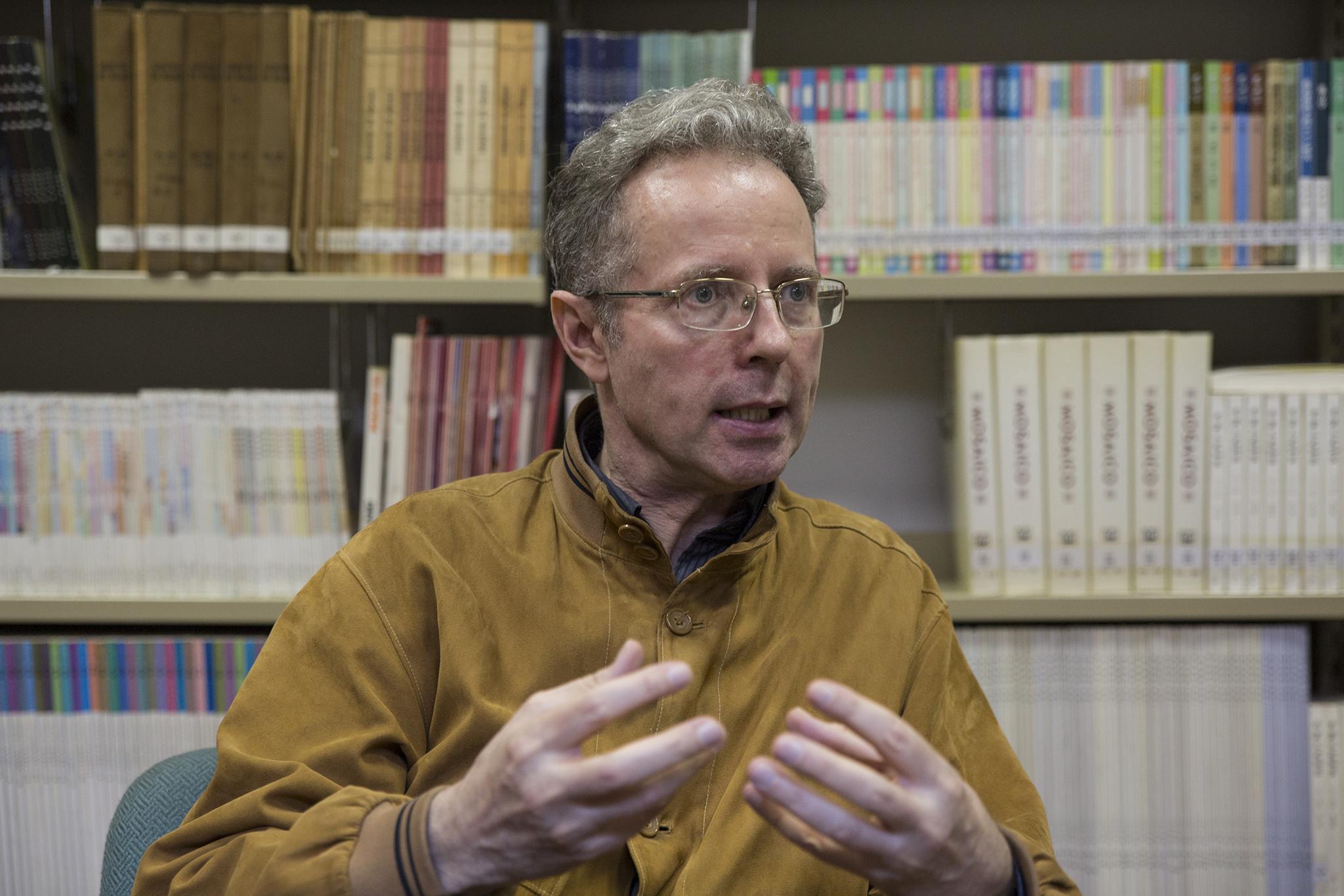 """Stephan Rothlin, presidente do Instituto Mateus Ricci:""""Tem havido um aumento da intolerância"""""""