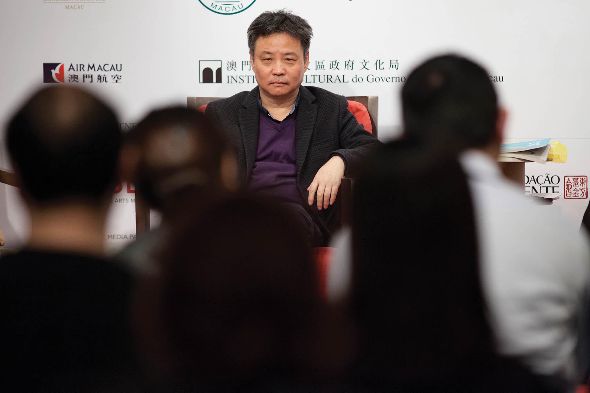 Literatura | Yu Hua fala de livros, censura e influências
