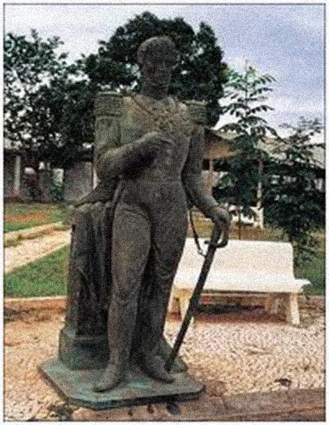 O Governador de Angola Pedro Alexandrino da Cunha