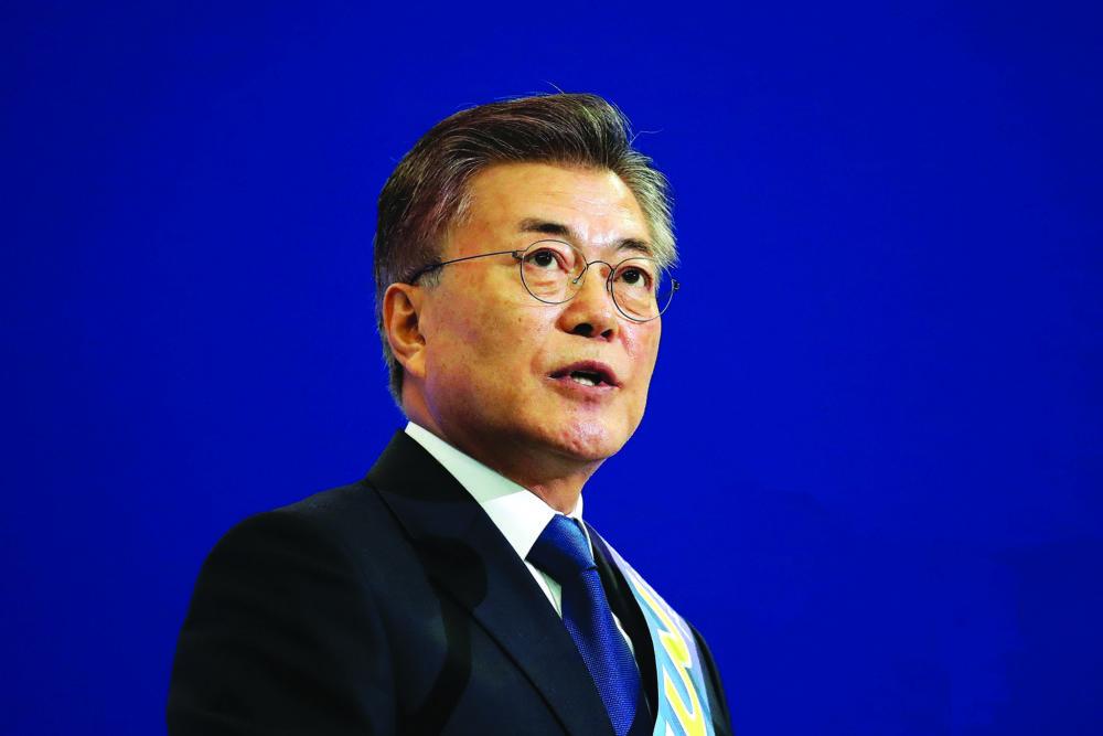 Partido no poder garante maioria absoluta nas legislativas sul-coreanas