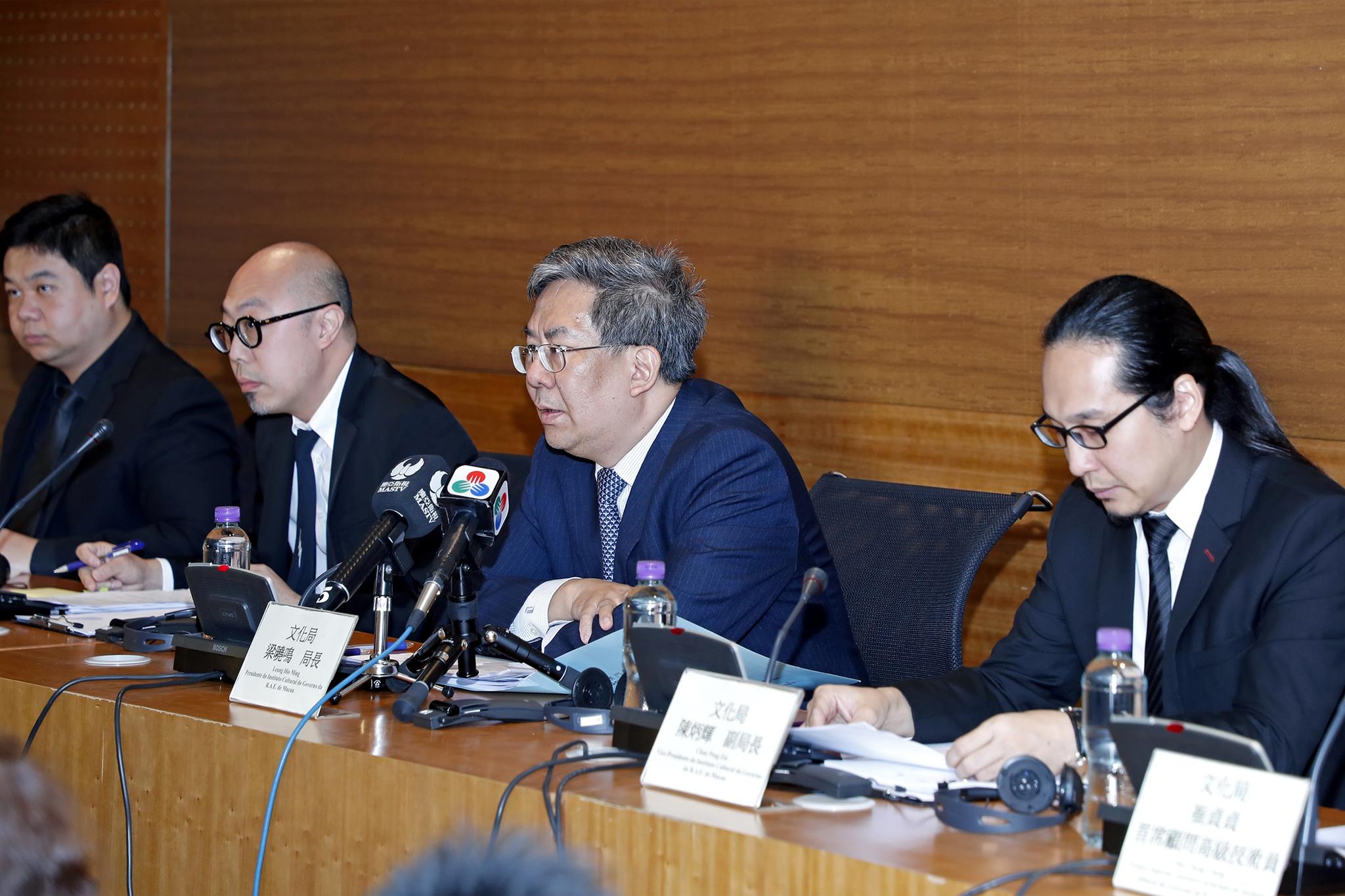 CCAC   Instituto Cultural propõe modelo provisório a Alexis Tam