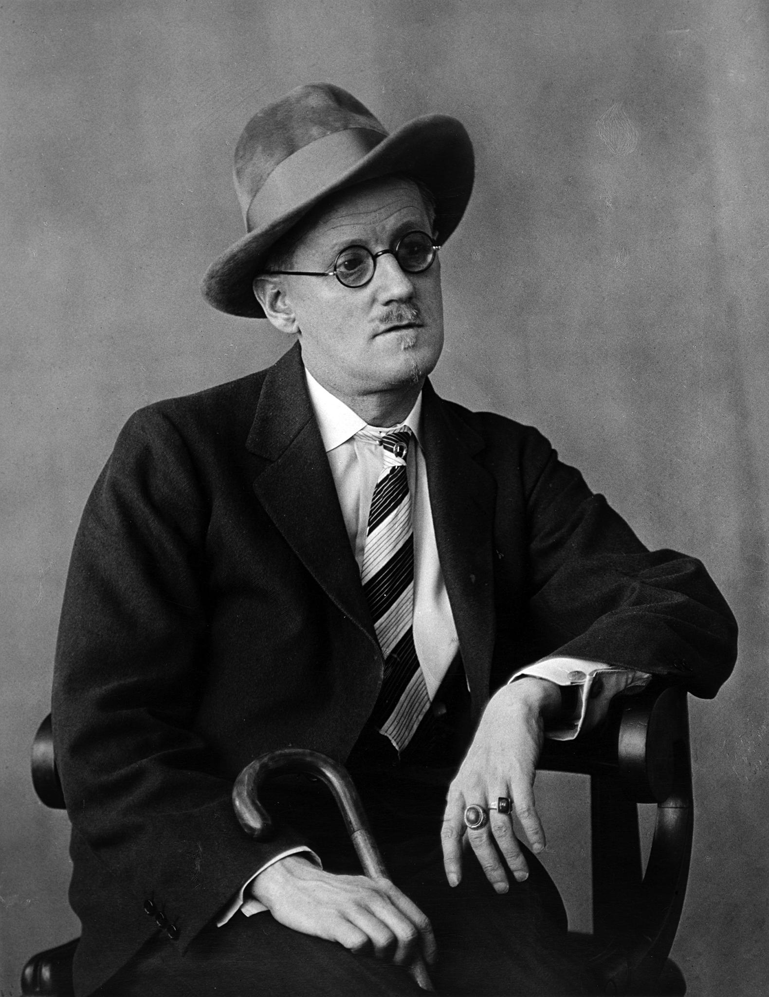 James Joyce | Metalinguagem, autobiografia e romance de iniciação