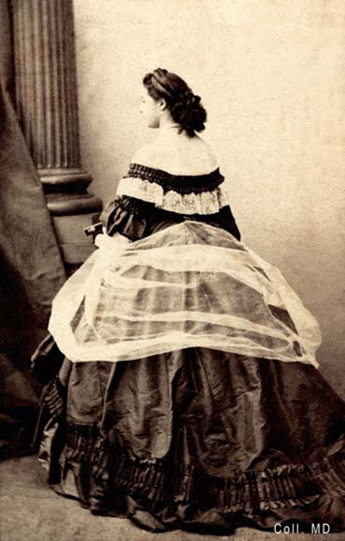 A meretriz Blanche Lachmann