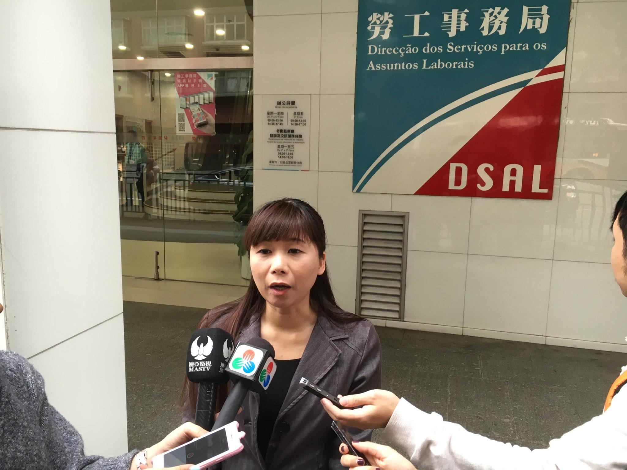 Cloee Chao agradece à PSP pela acção contra fumador ilegal