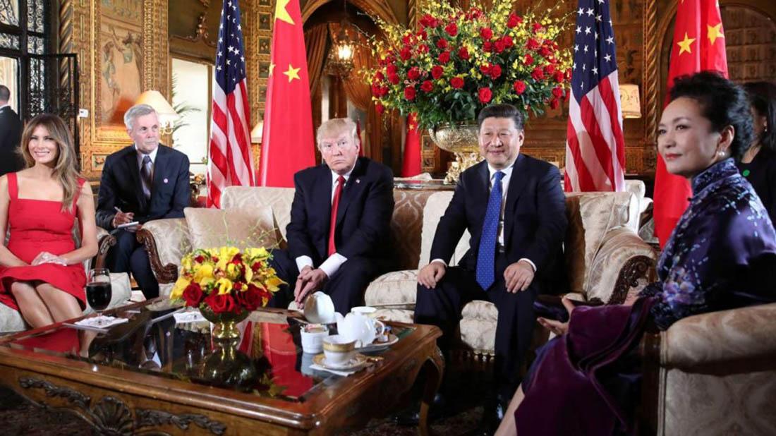 Análise | Cimeira entre Trump e Xi Jinping marcada por ataque a base síria