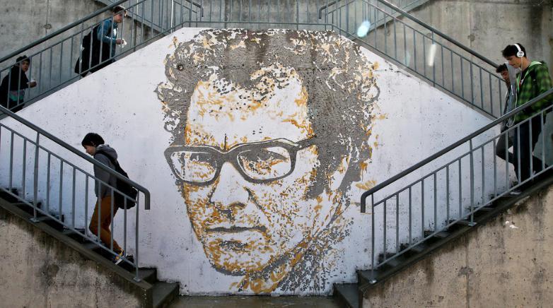 25 de Abril | Memorial a Zeca Afonso inaugurado em Lisboa