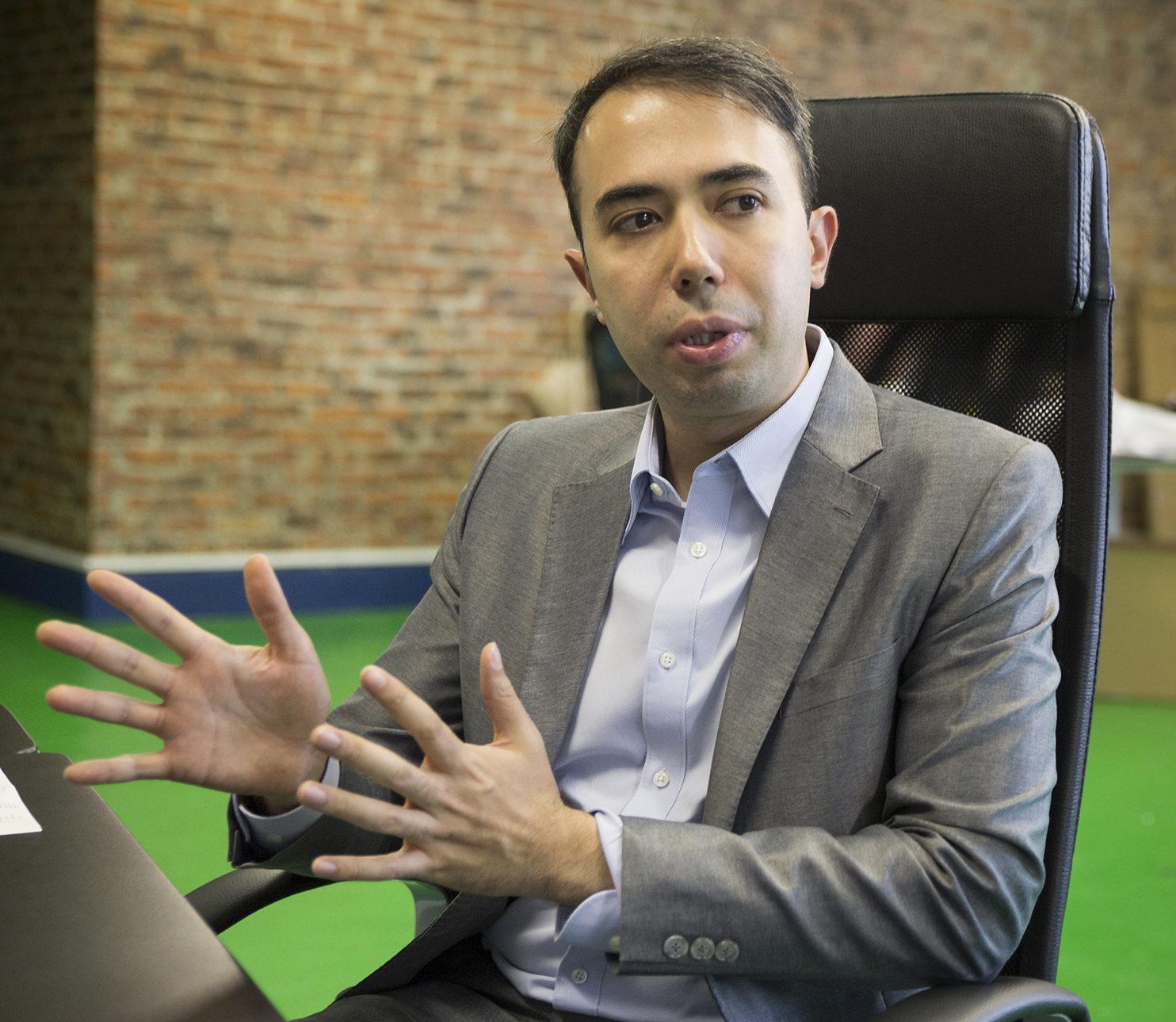 """Jorge Neto Valente, empresário e candidato às legislativas:""""A lei de não residentes é muito arcaica"""""""