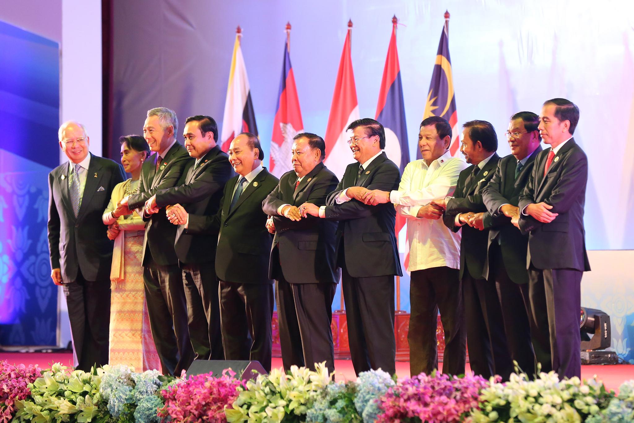 ASEAN evita críticas a Pequim sobre mar do Sul