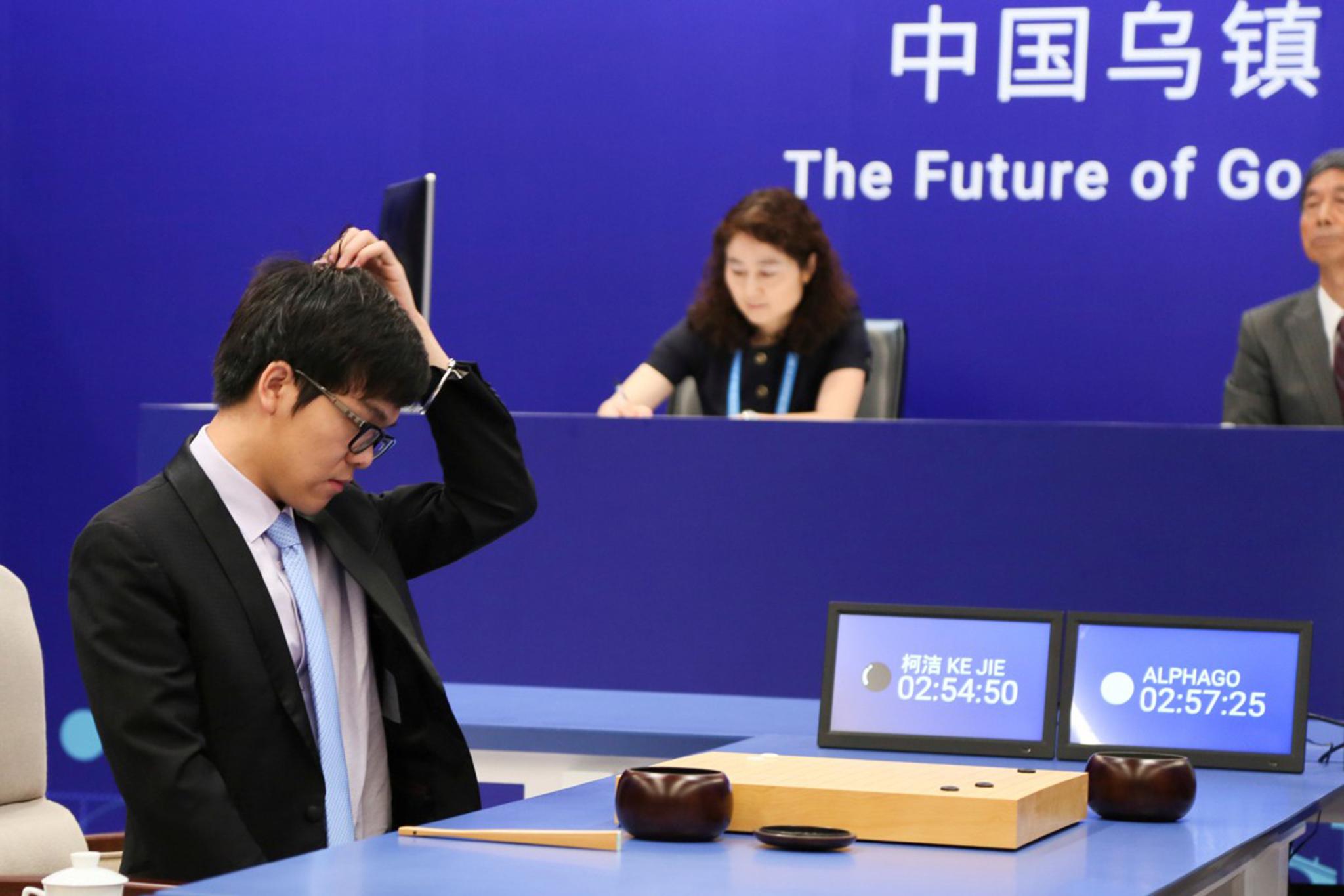 Go | Computador volta a derrotar campeão chinês