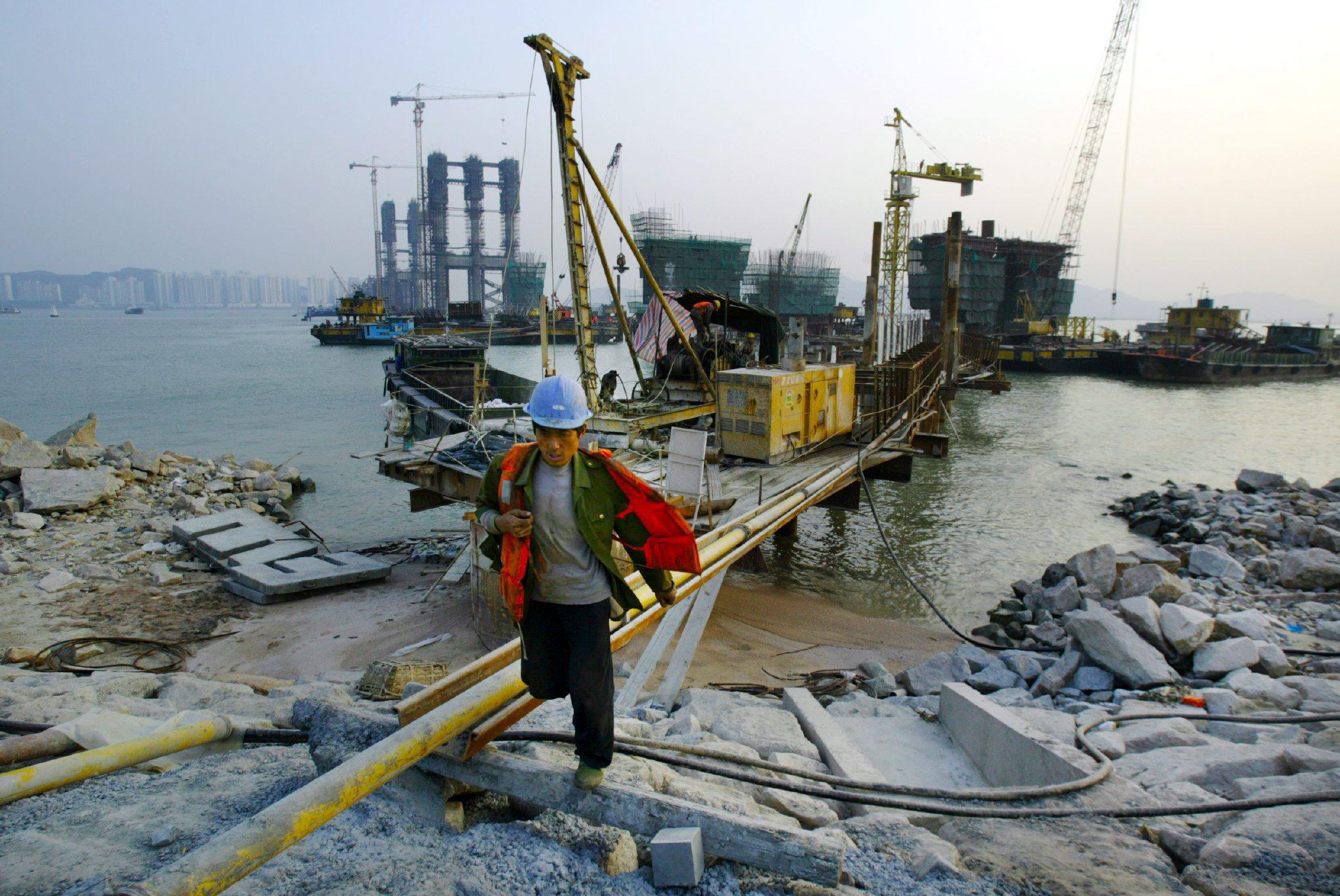 Ponte Hong Kong-Zhuhai-Macau abre na próxima terça-feira