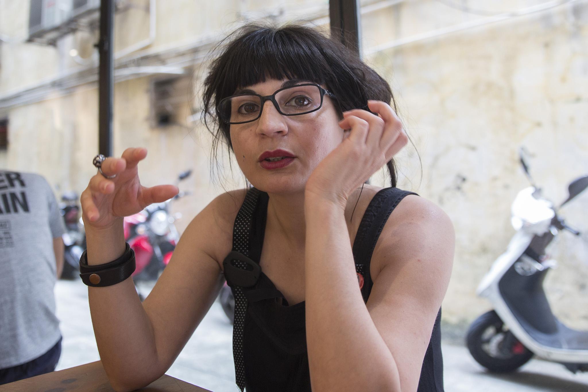 "Sílvia Patrício, artista plástica:""Prefiro ir buscar as imagens às palavras"""