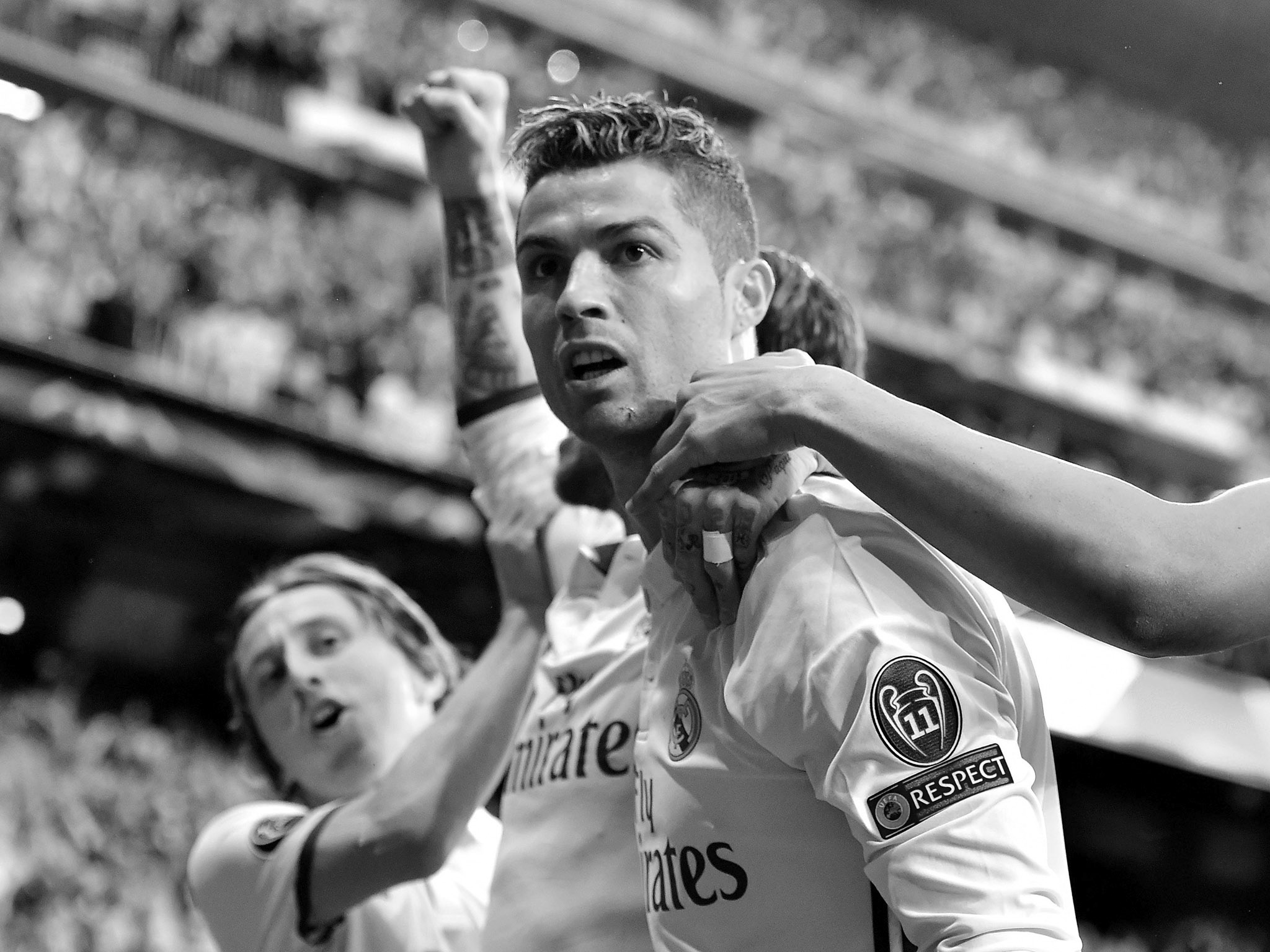 Cristiano Ronaldo candidato ao melhor 11 da época pela FIFpro