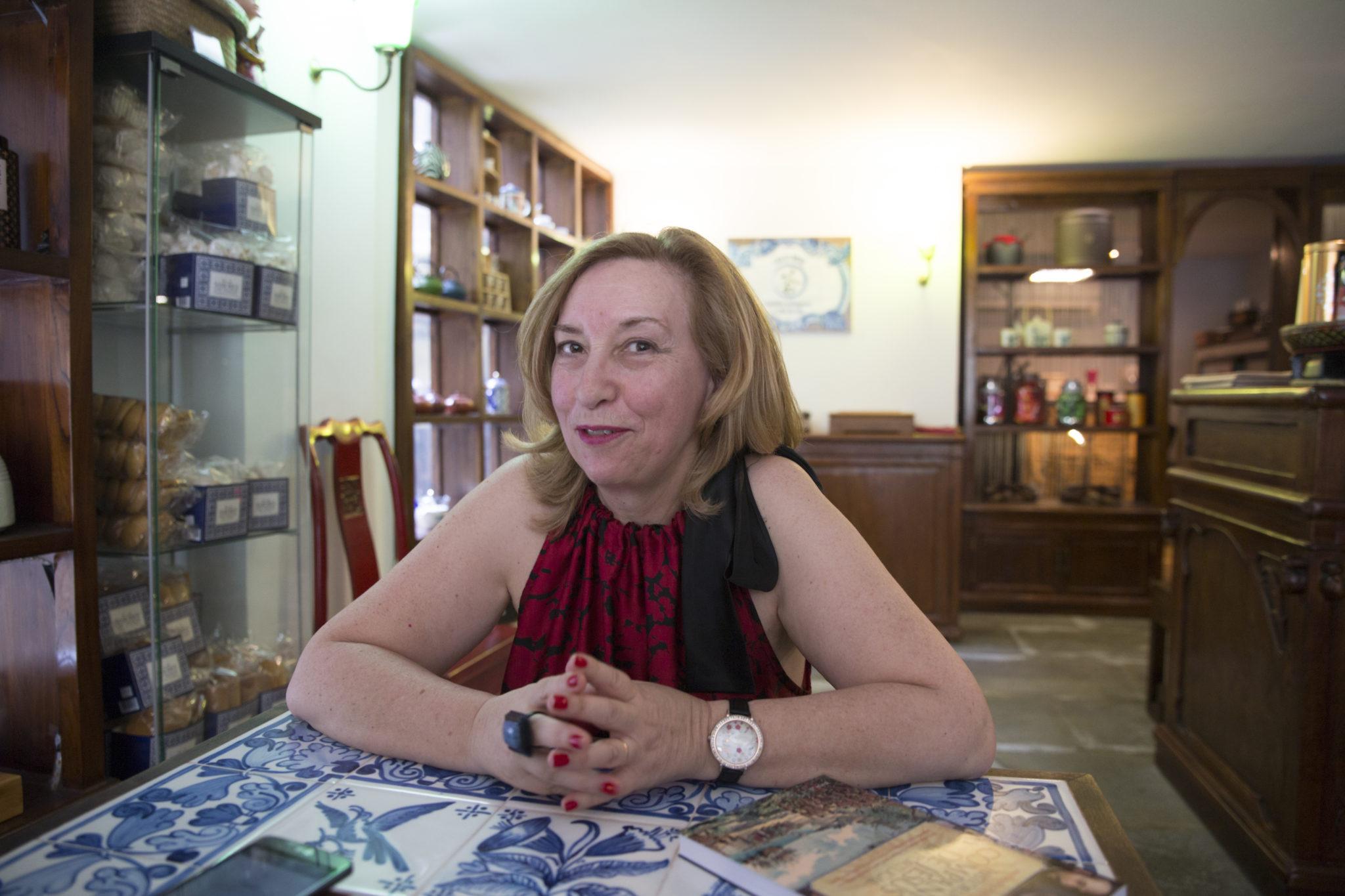 """Maria de Deus Manso, investigadora: """"A expansão [dos Descobrimentos] foi essencialmente cultural"""""""