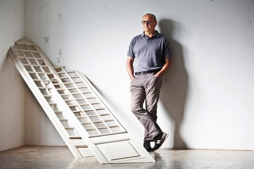 Bienal de Veneza   José Pedro Croft apresenta seis esculturas