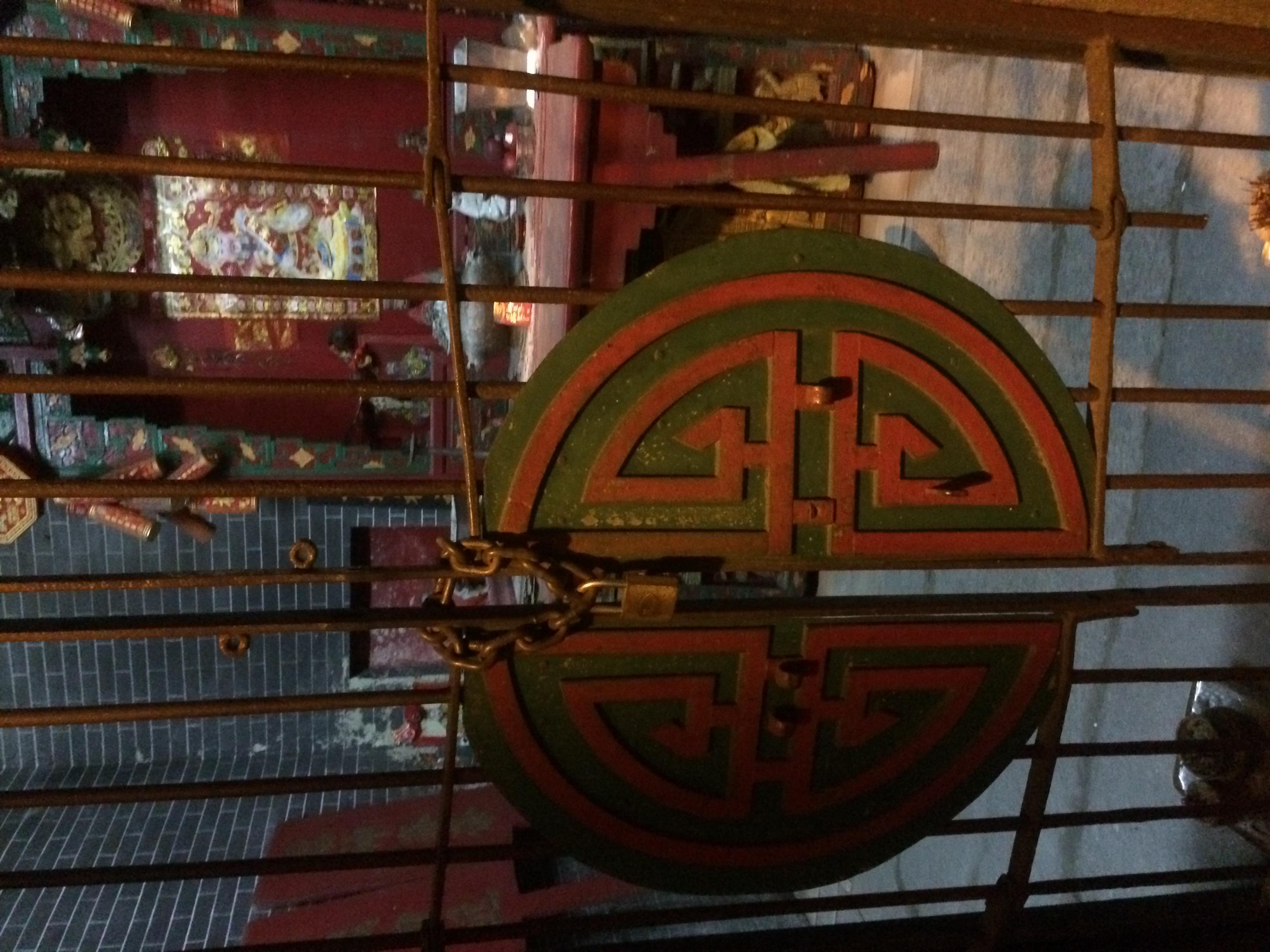 Restauro | Templo de Sin Fong fechado até 20 de Janeiro