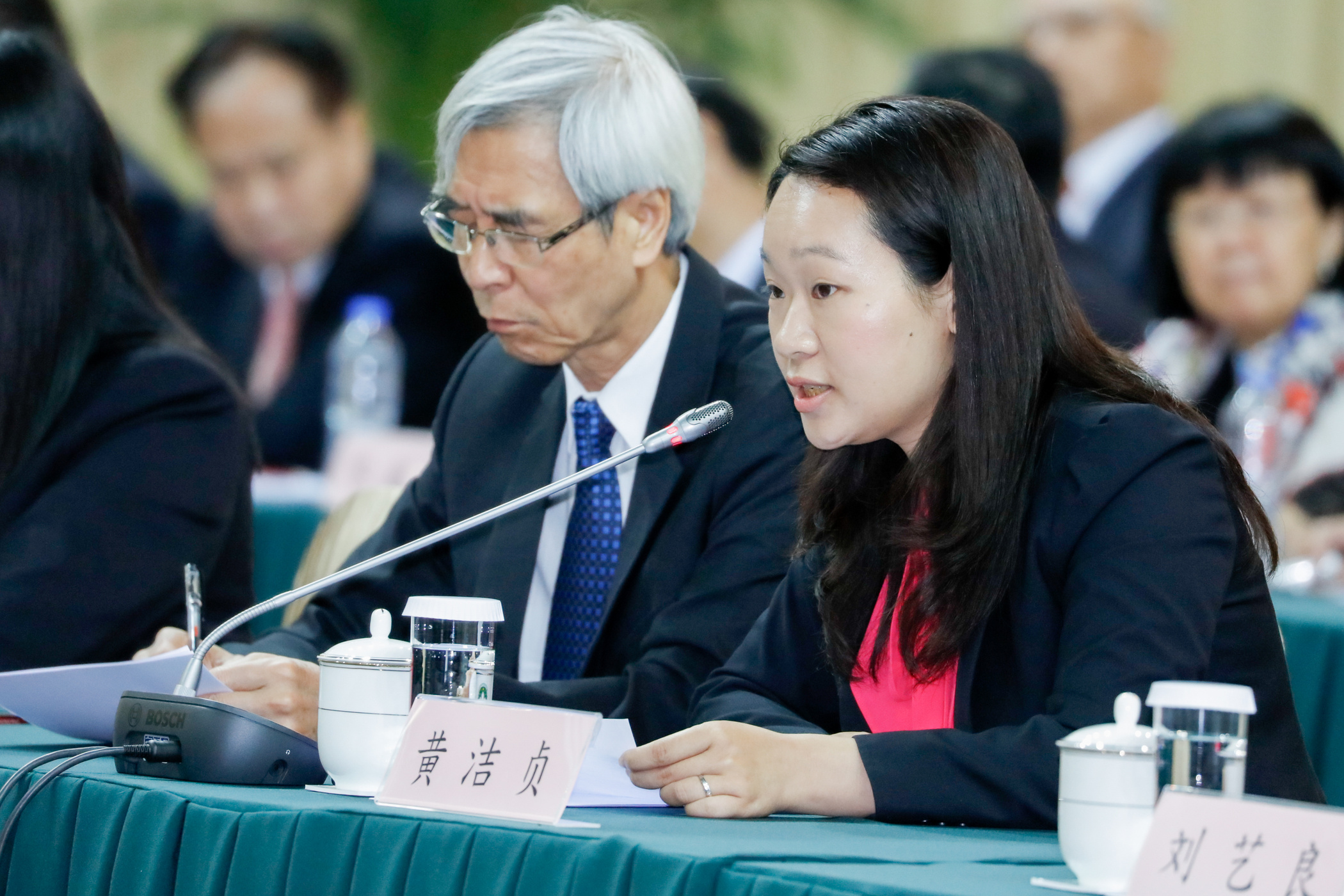 Wong Kit Cheng quer mais mulheres na política