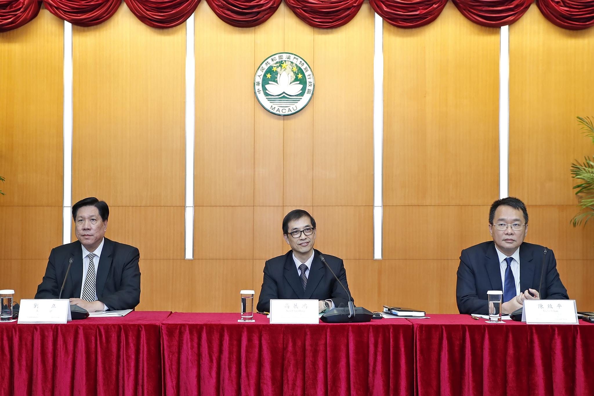 Lançada consulta sobre Grande Baía Guangdong-Hong Kong-Macau