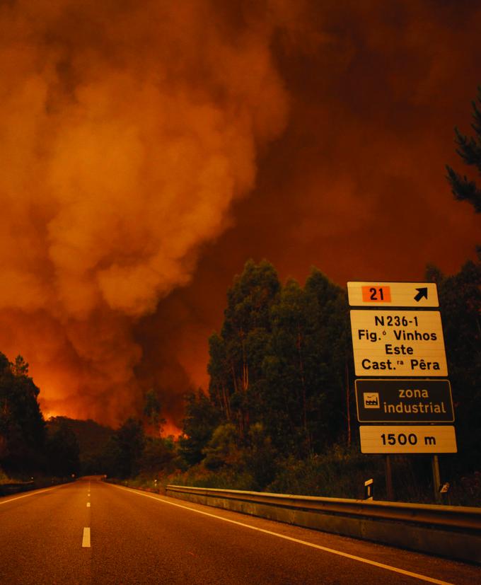 Incêndios em Portugal | Número de mortos subiu para 62 pessoas