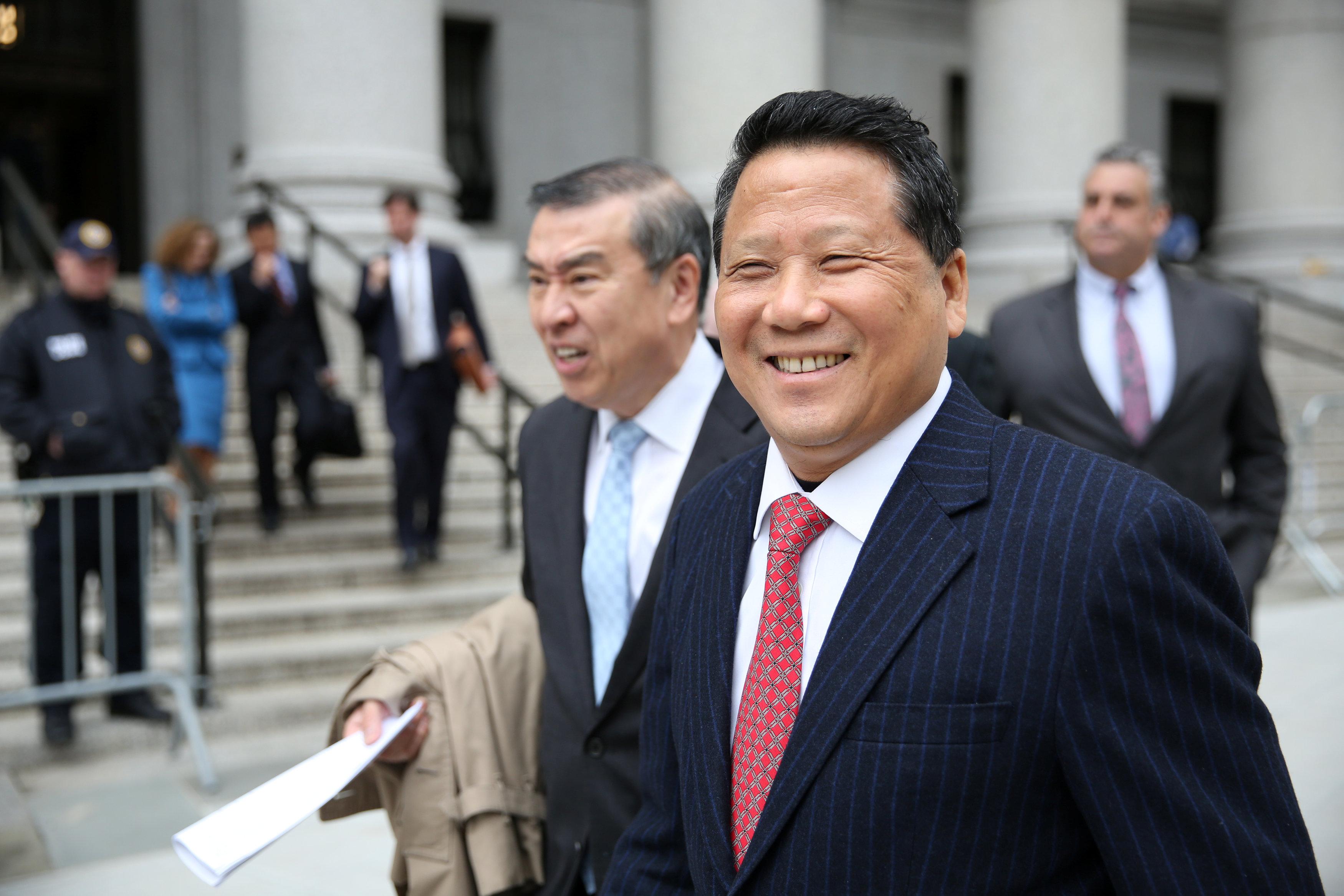 Tribunal de Nova Iorque recusa recurso de Ng Lap Seng