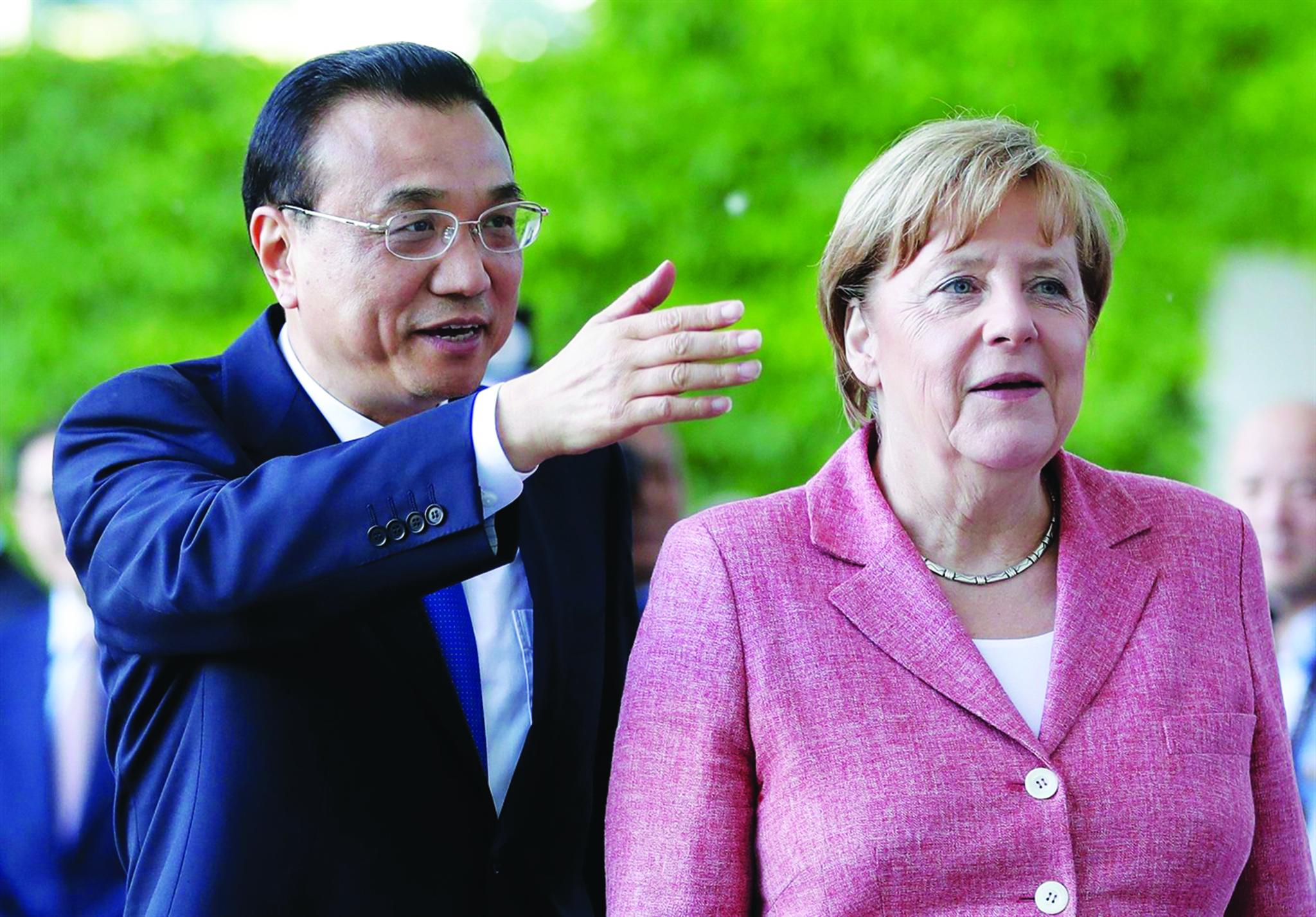 """Li Keqiang diz que combate às alterações climáticas é """"consenso global"""""""